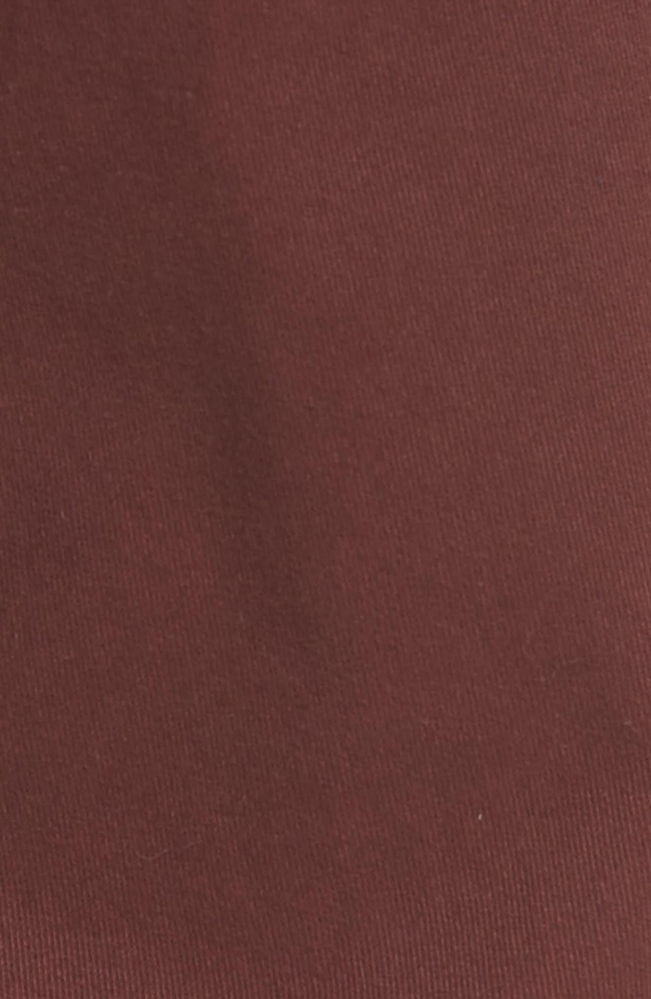 Regular Fit Five-Pocket Pants,                             Alternate thumbnail 10, color,