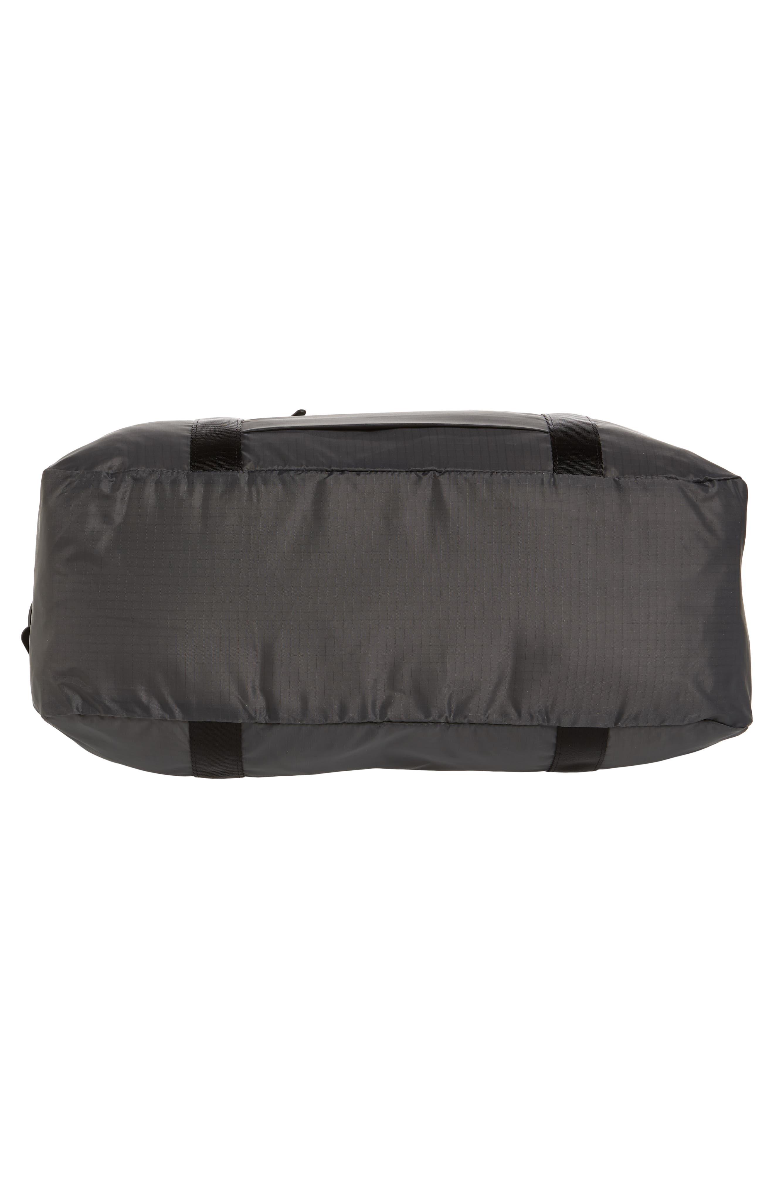Packable Nylon Duffel Bag,                             Alternate thumbnail 17, color,