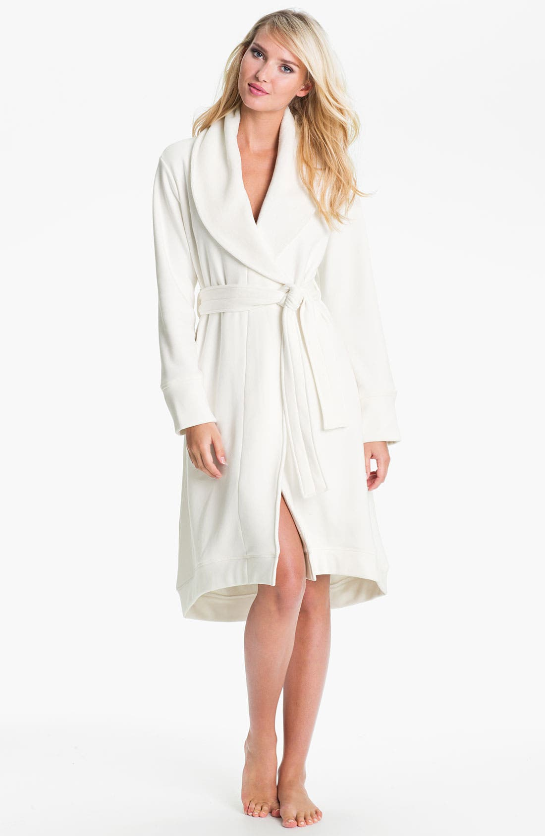 Duffield Double Knit Robe,                         Main,                         color, 108