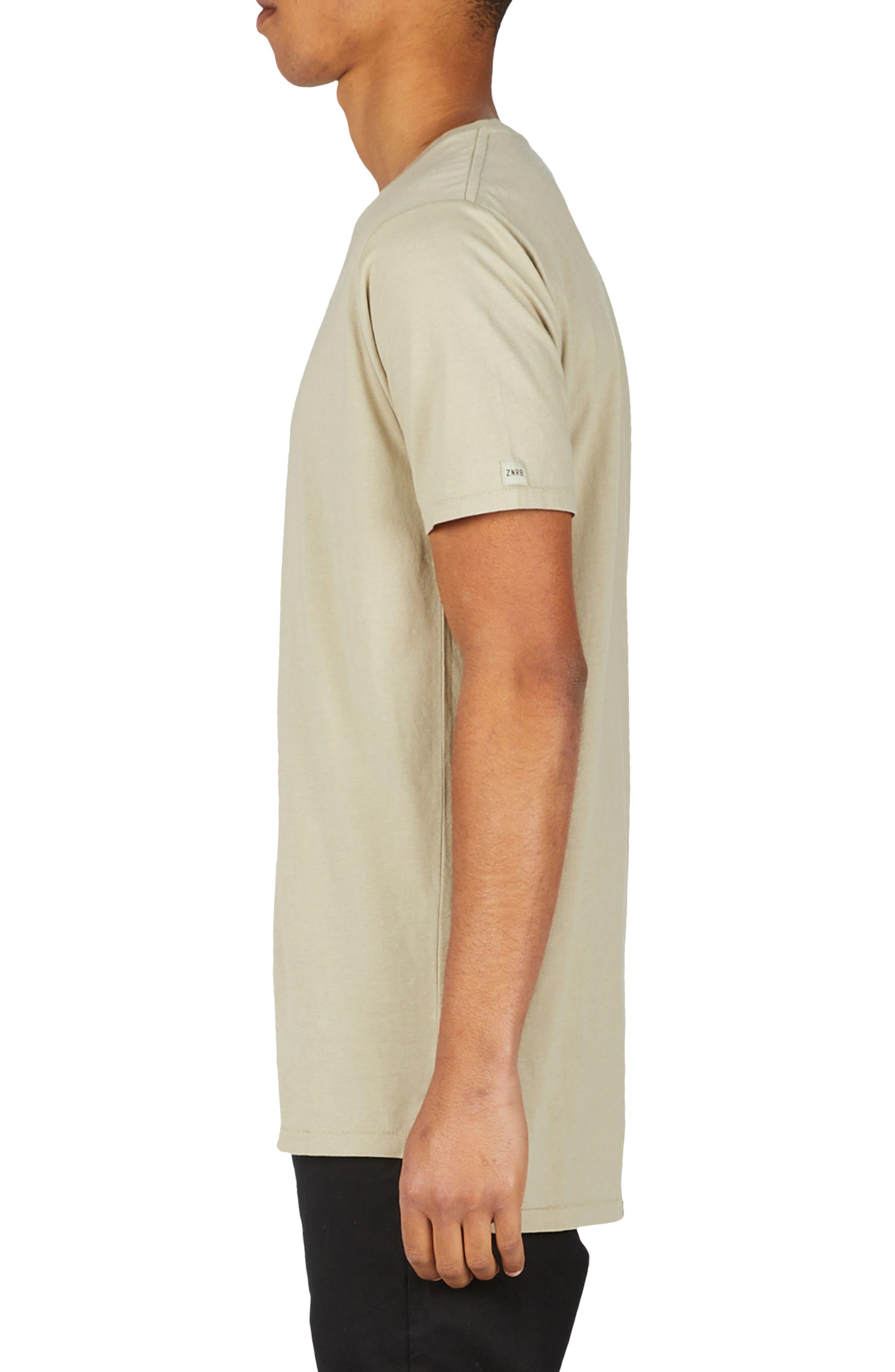 Flintlock T-Shirt,                             Alternate thumbnail 3, color,                             MOSS