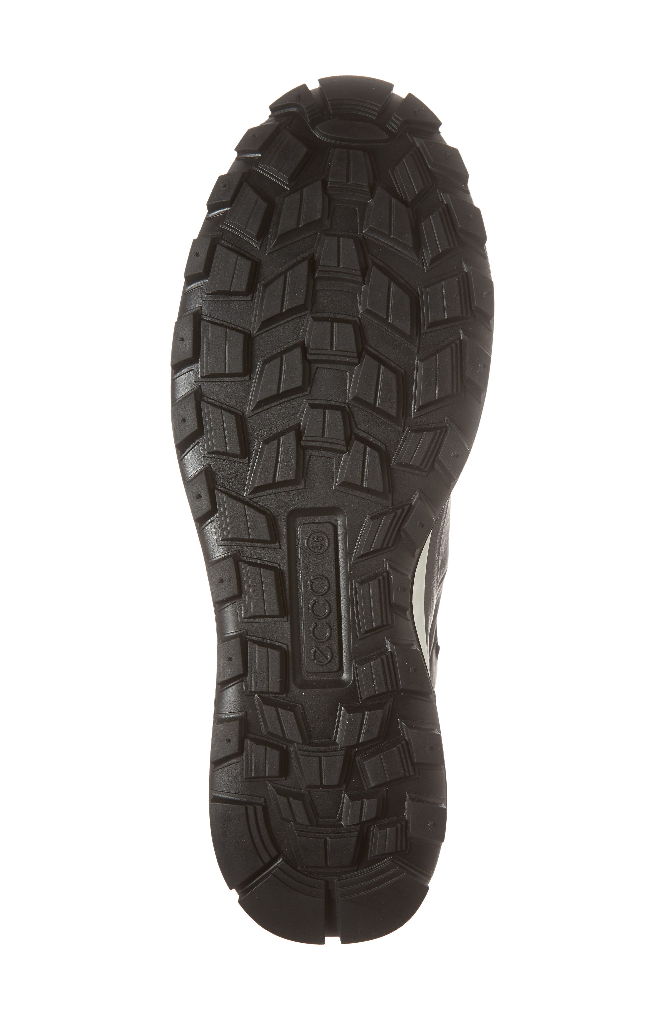 Limited Edition Exostrike Dyneema Sneaker Boot,                             Alternate thumbnail 6, color,                             BLACK LEATHER