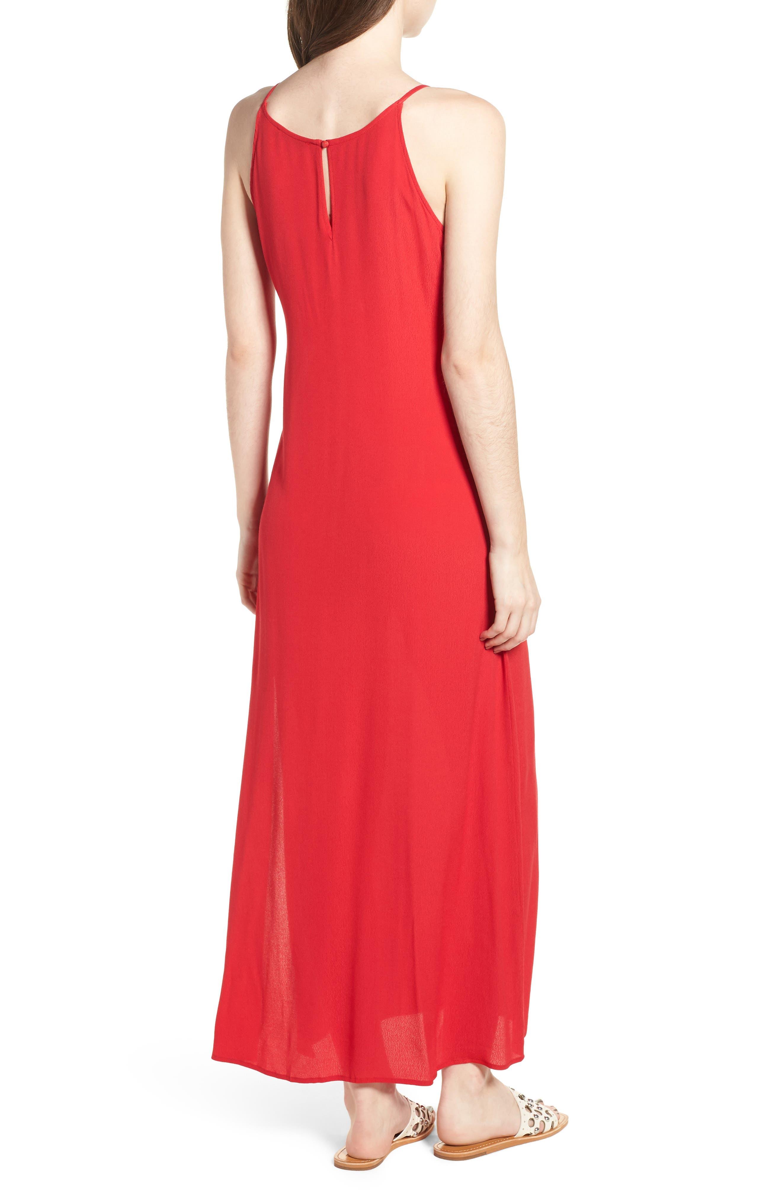 Maxi Dress,                             Alternate thumbnail 4, color,
