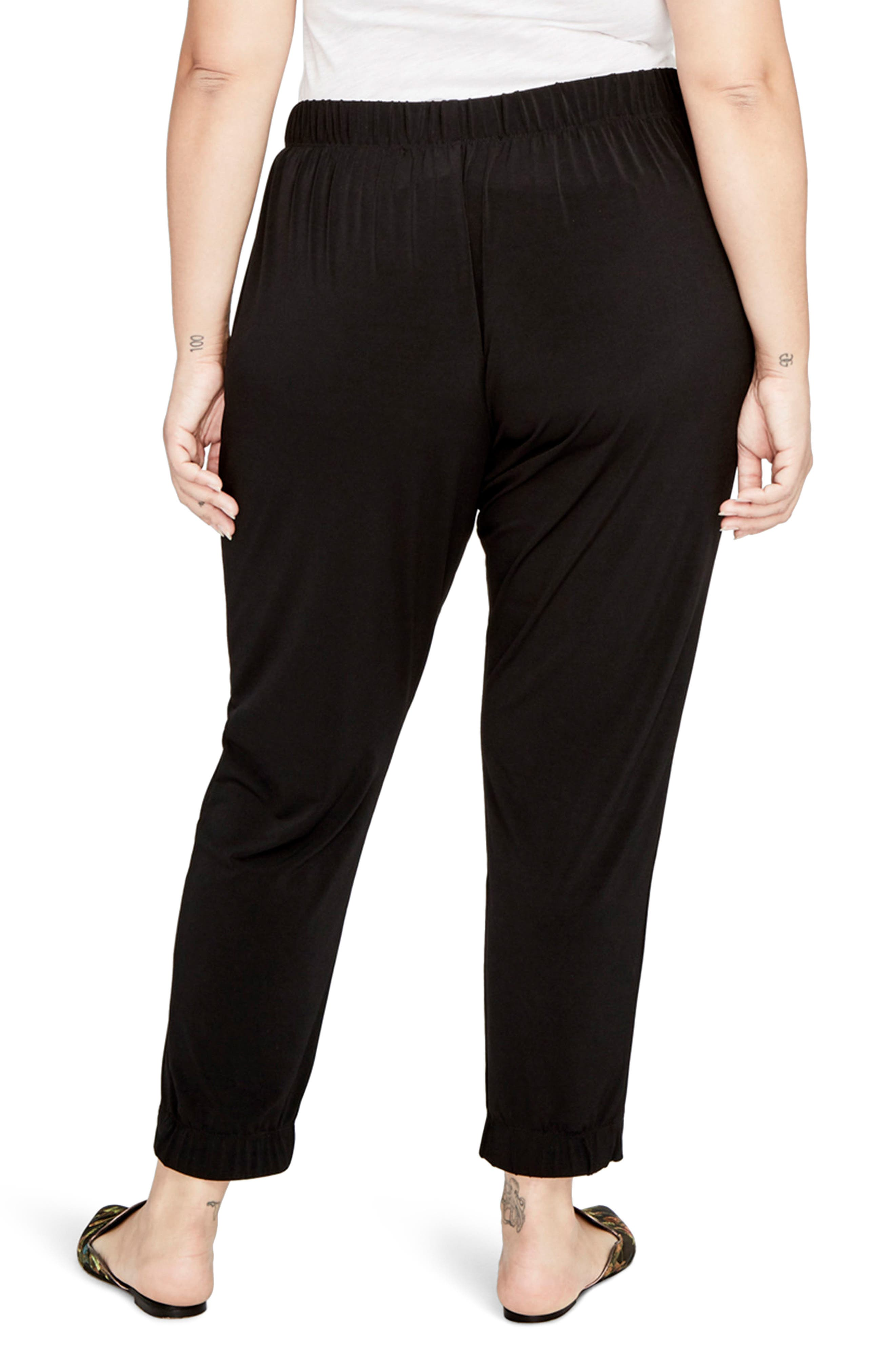 Pull-On Jogger Pants,                             Alternate thumbnail 2, color,                             001
