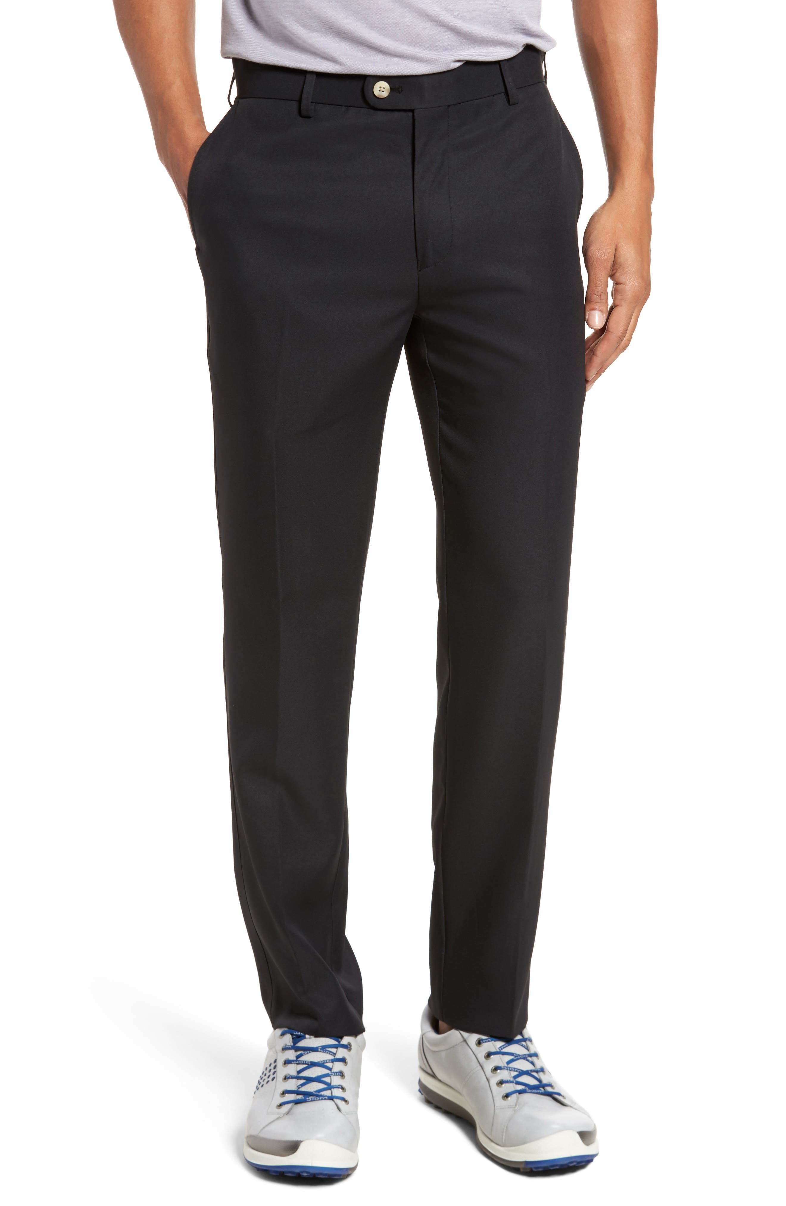 Durham High Drape Performance Pants,                         Main,                         color, 001