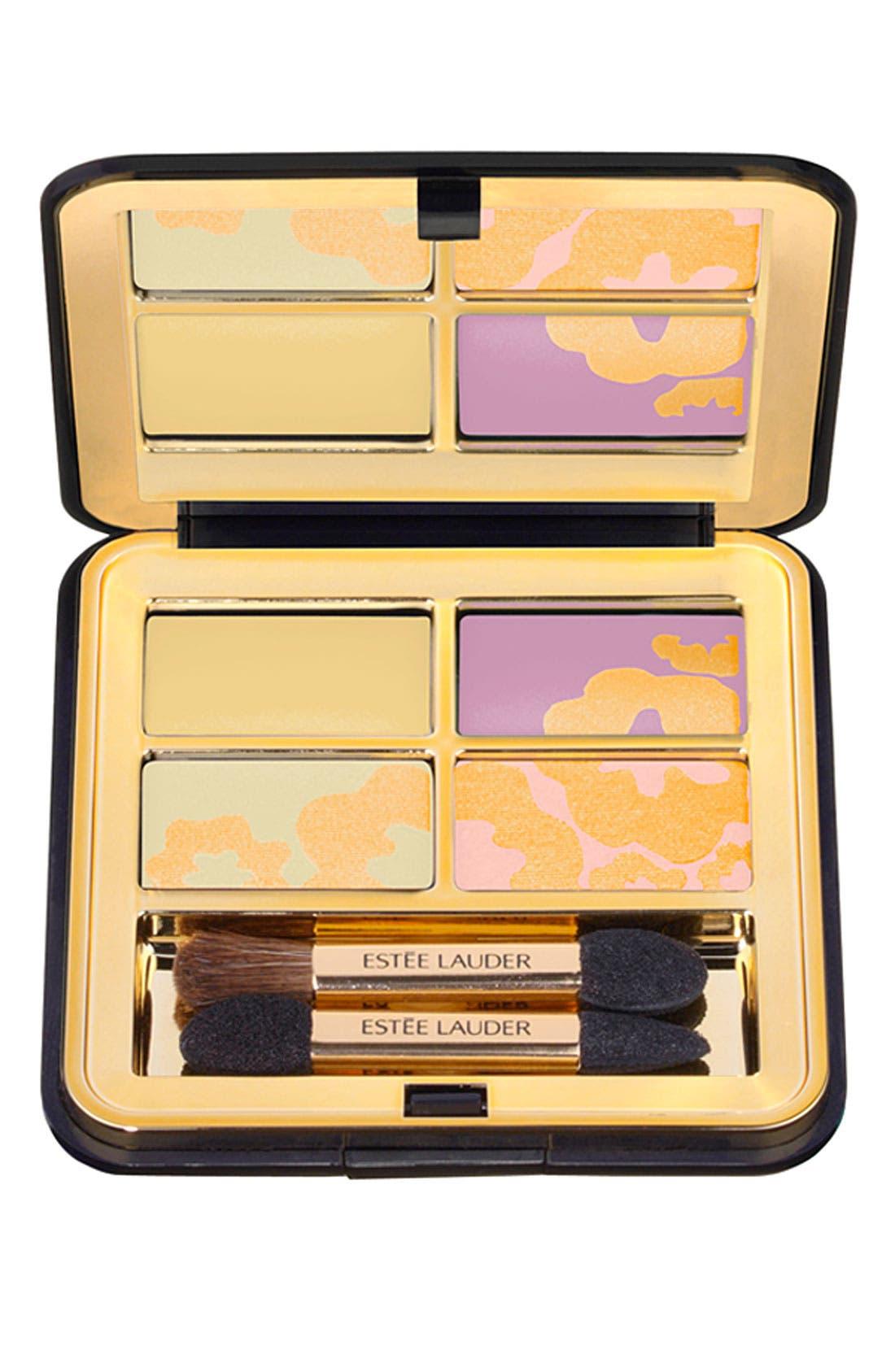 'Sensuous Gold' Signature Eyeshadow Quad,                             Main thumbnail 9, color,