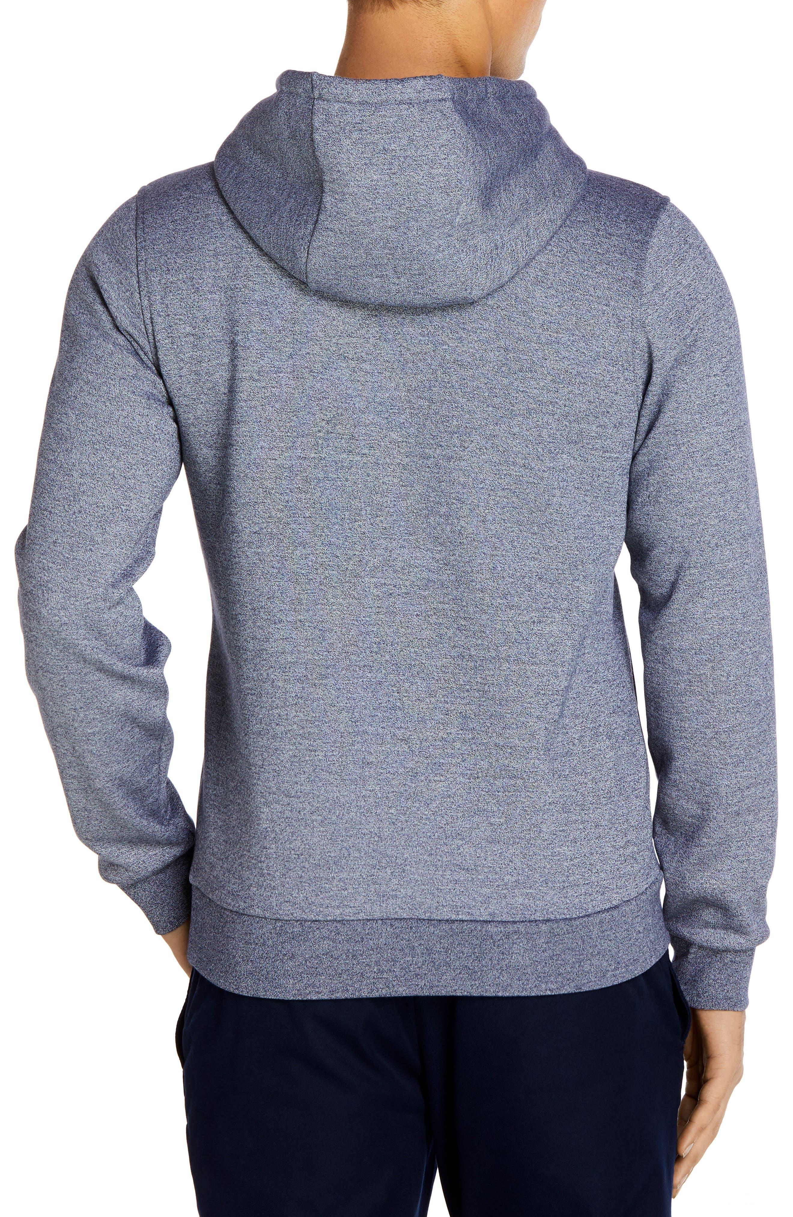Sport Cotton Blend Hoodie,                             Alternate thumbnail 6, color,