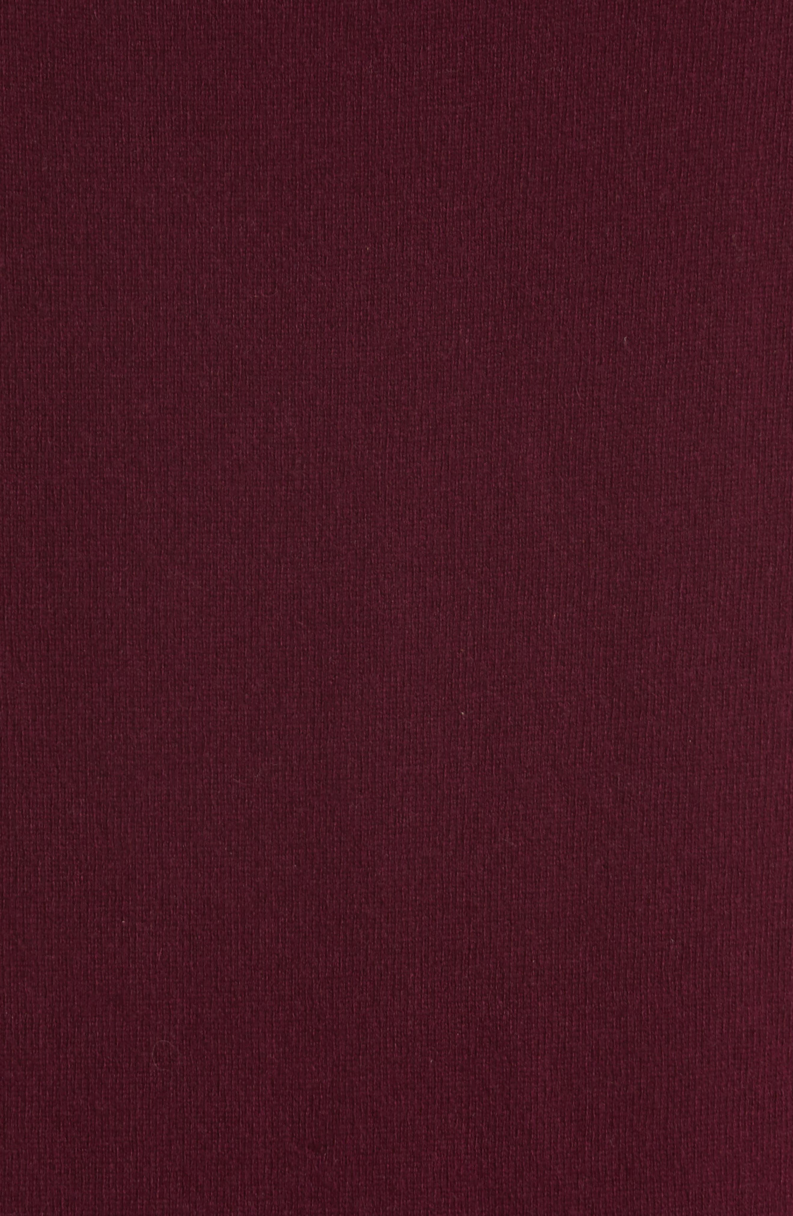Neto Wool & Cashmere Fringe Sweater Dress,                             Alternate thumbnail 5, color,                             601