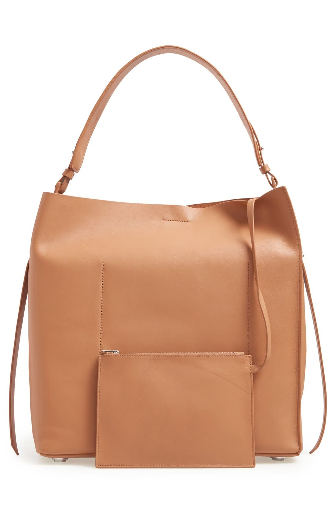 'Paradise North/South' Calfskin Leather Tote,                             Alternate thumbnail 27, color,
