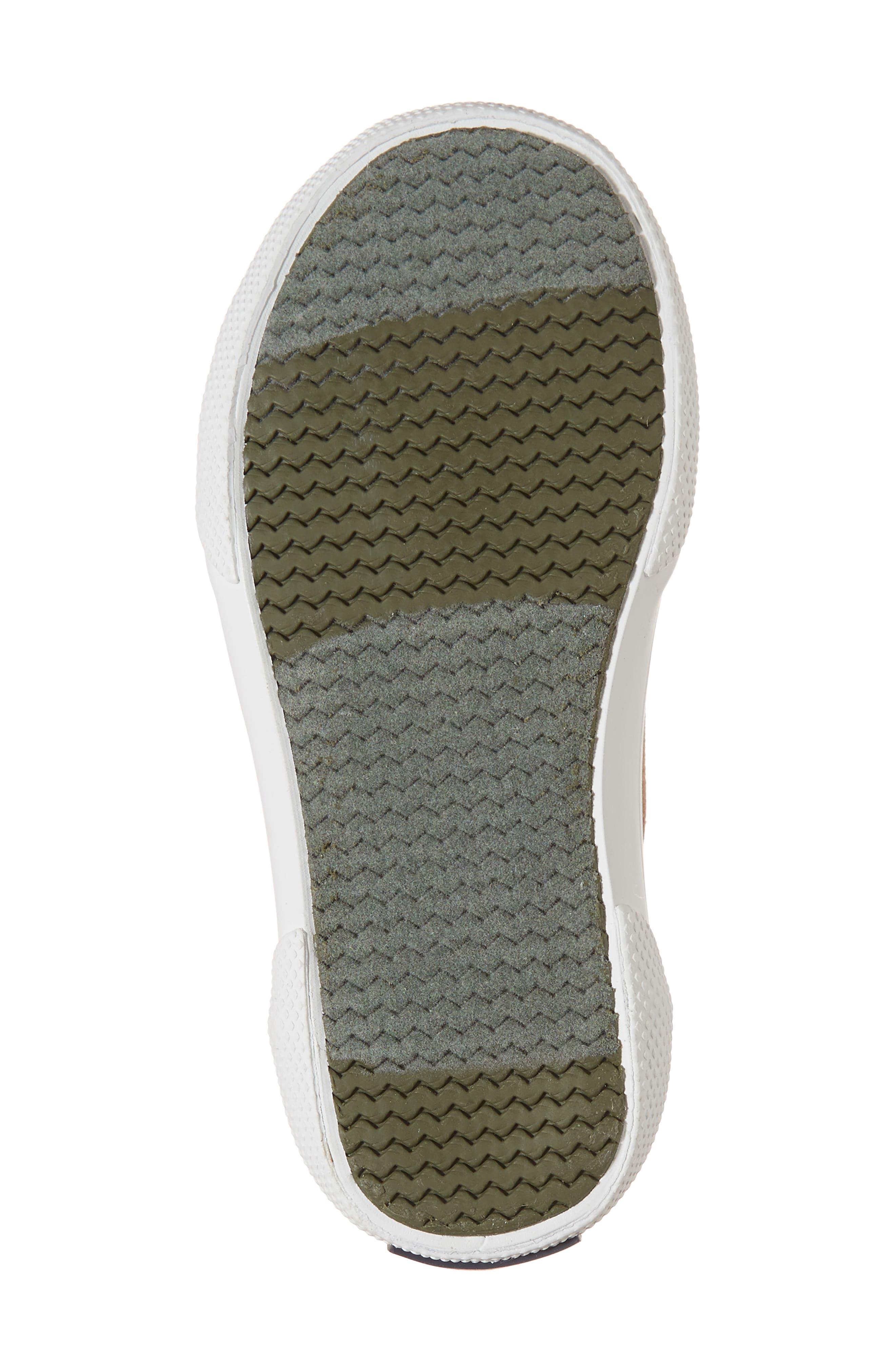Sperry Deckfin Jr. Sneaker,                             Alternate thumbnail 6, color,