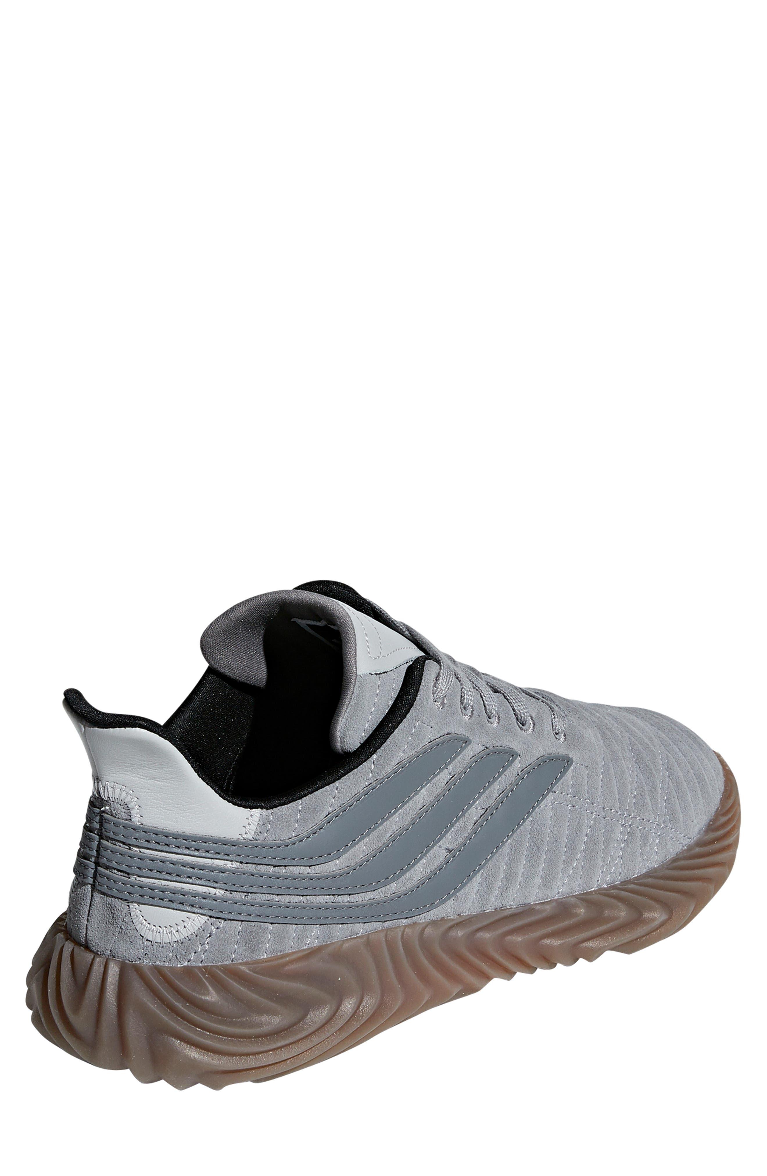Sobakov Sneaker,                             Alternate thumbnail 2, color,                             GREY/ GREY