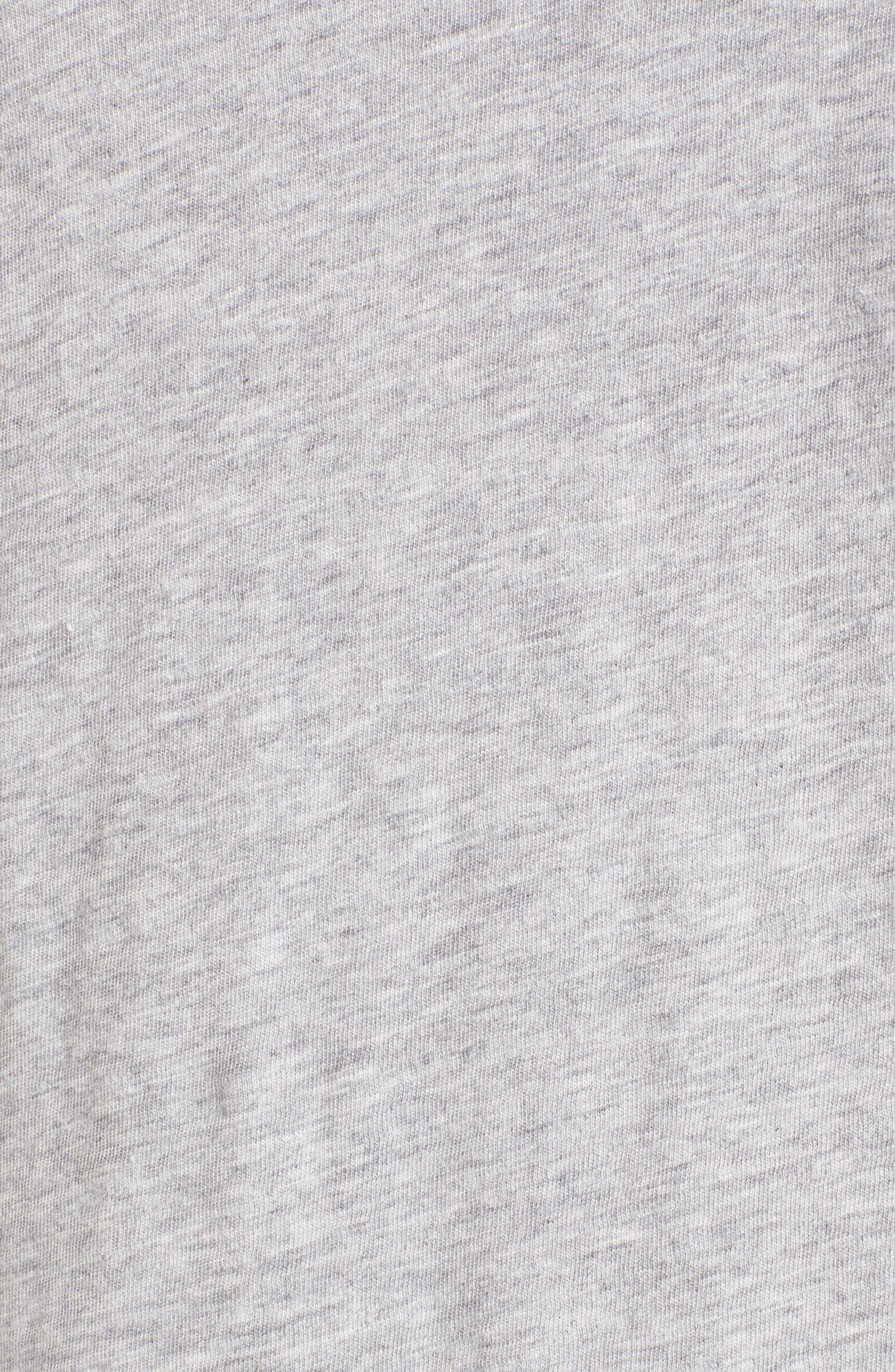 Organic Cotton Knit Tank,                             Alternate thumbnail 5, color,                             052