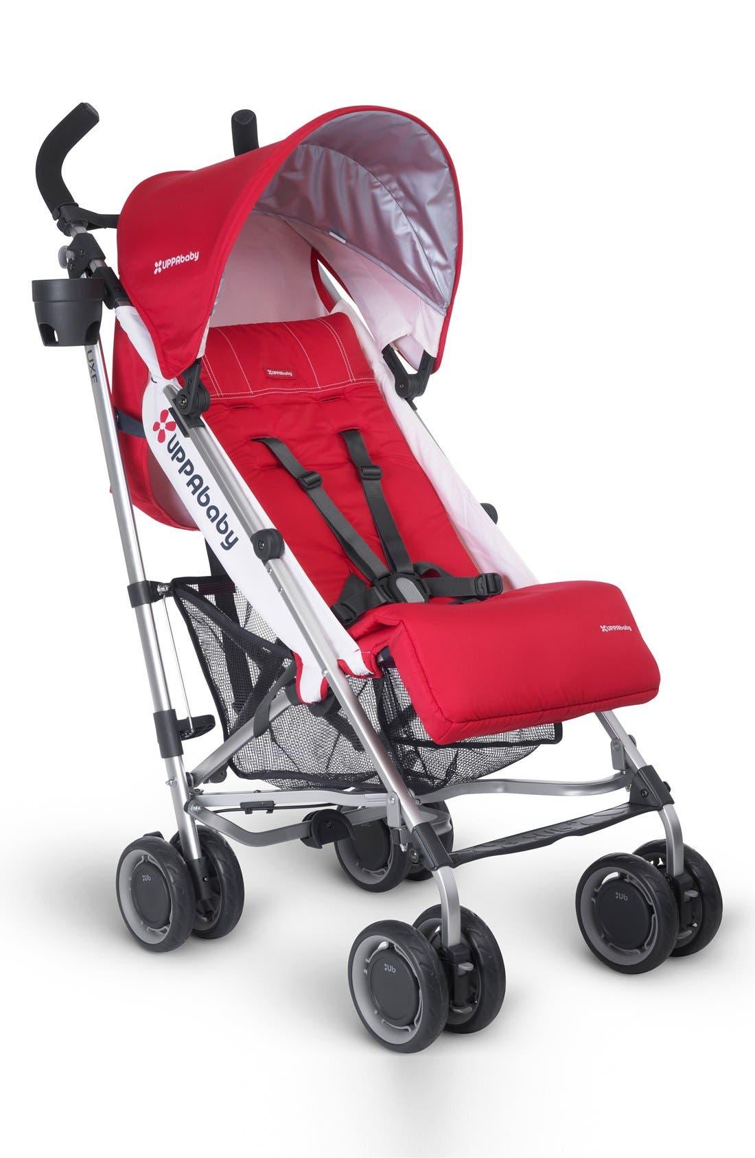 2015 G-LUXE - Aluminum Frame Reclining Umbrella Stroller,                             Main thumbnail 5, color,