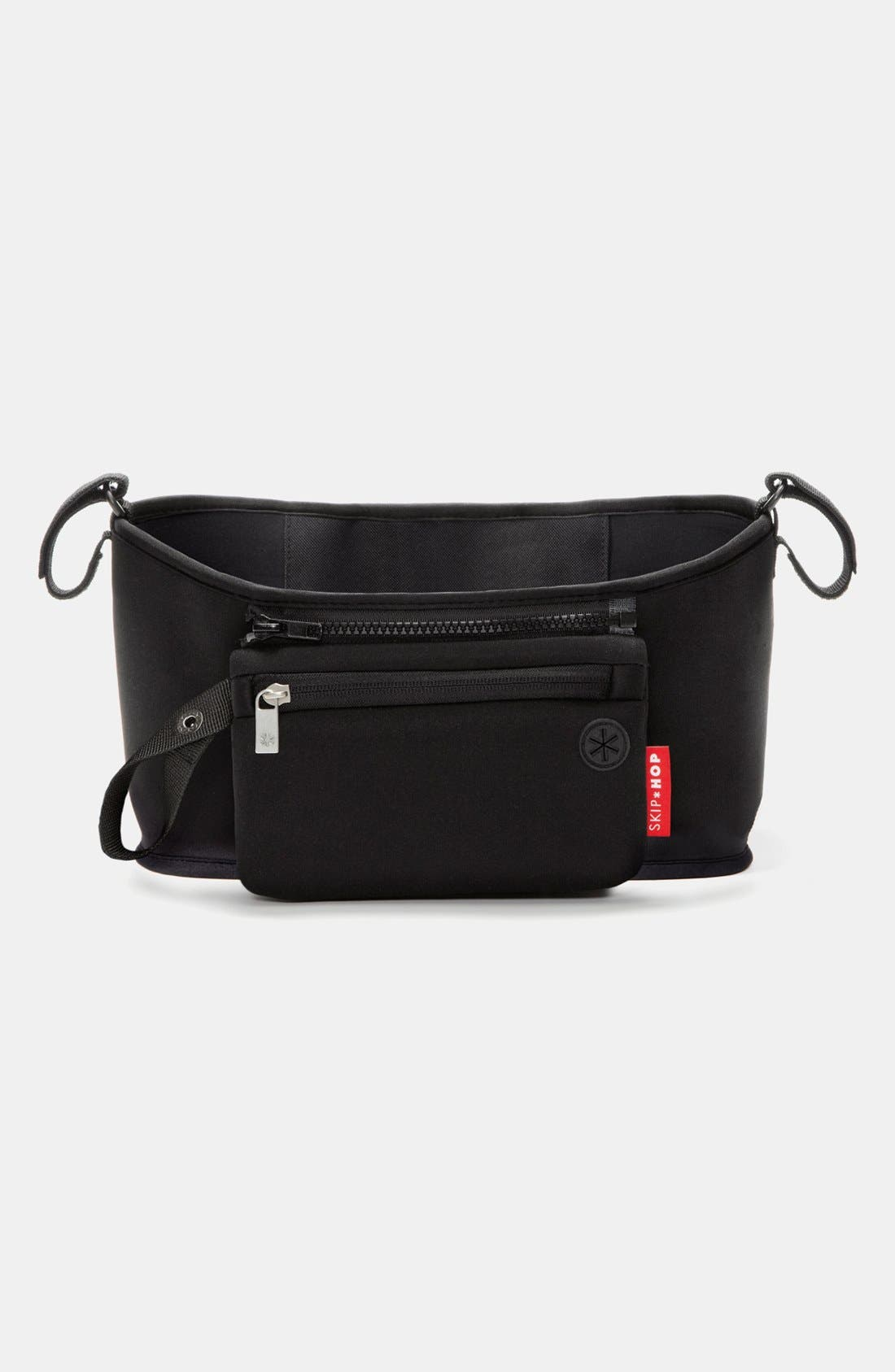 Stroller Organizer,                         Main,                         color, BLACK