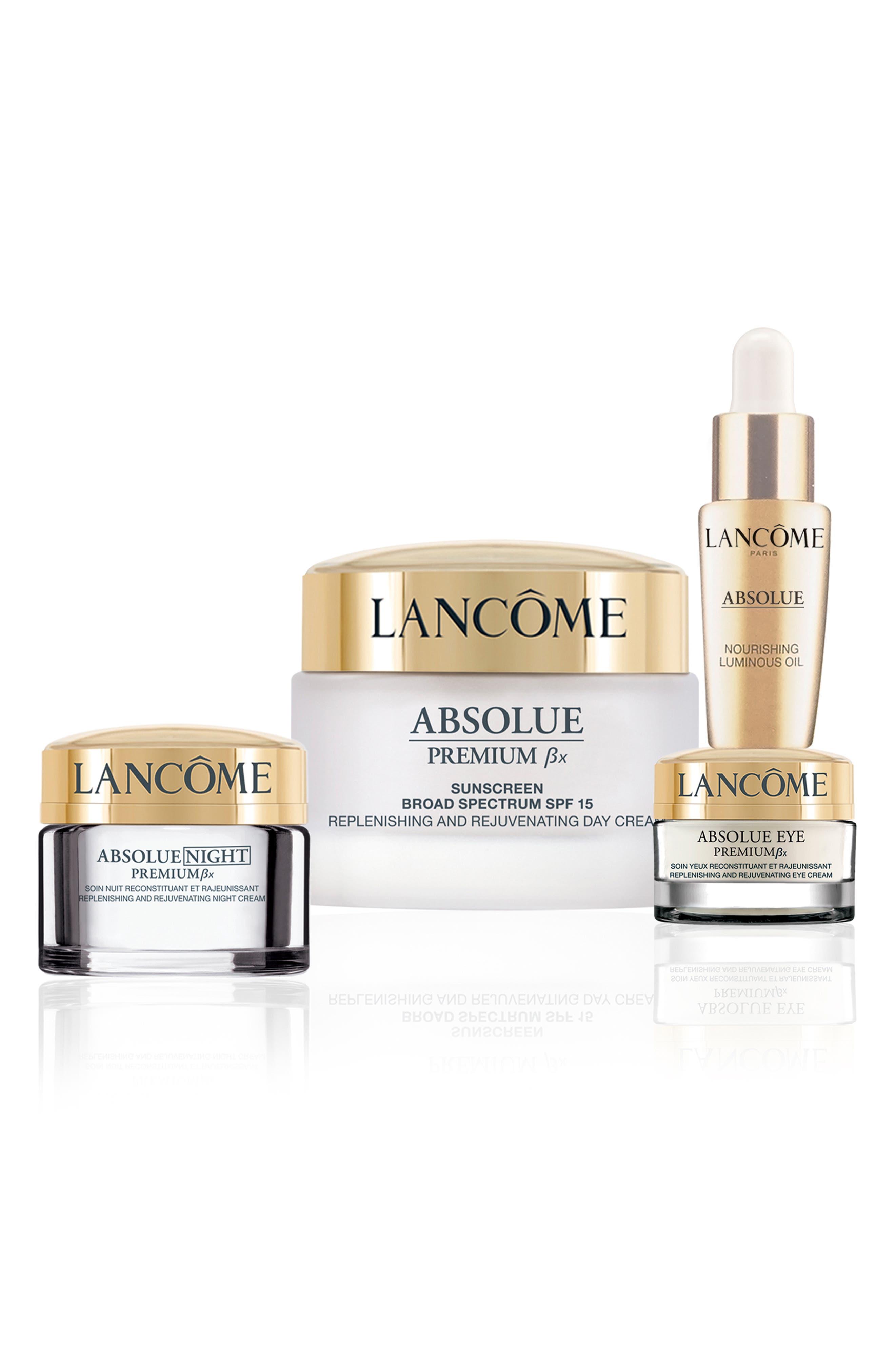 Lancome Absolue Bx Replenish & Rejuvenate Set