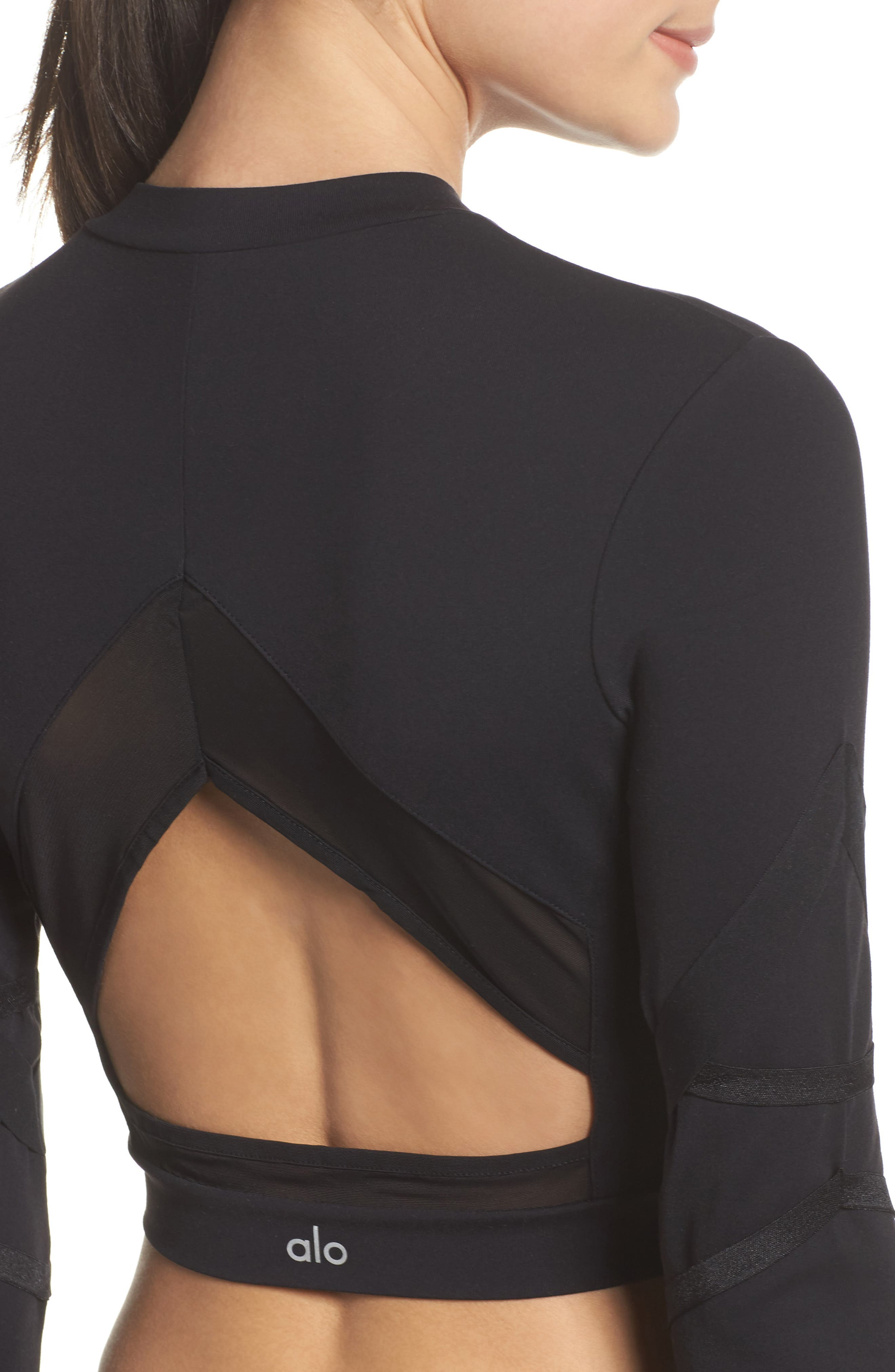 Tribe Long Sleeve Top,                             Alternate thumbnail 11, color,
