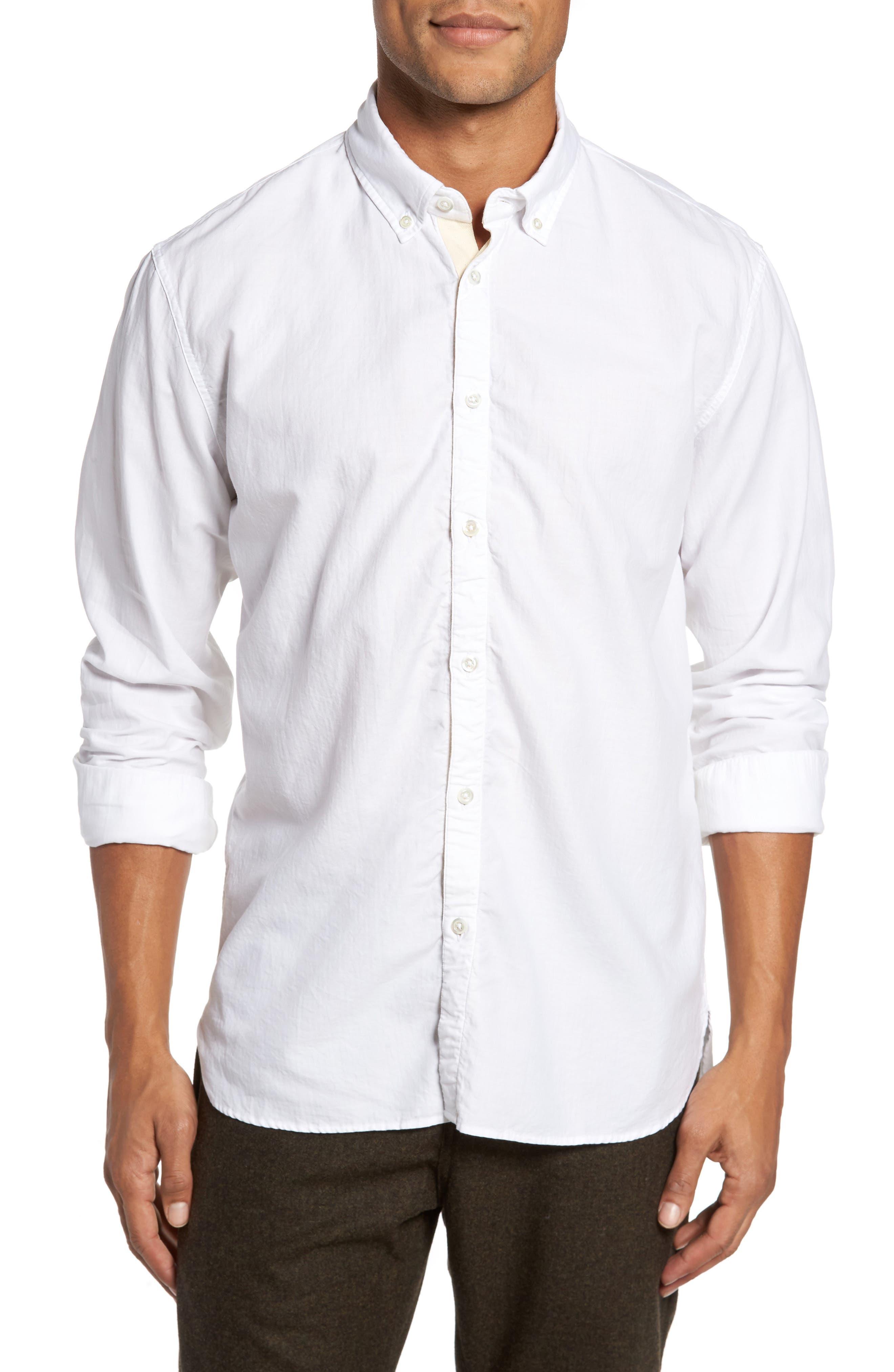 Irvine Sport Shirt, Main, color, 100