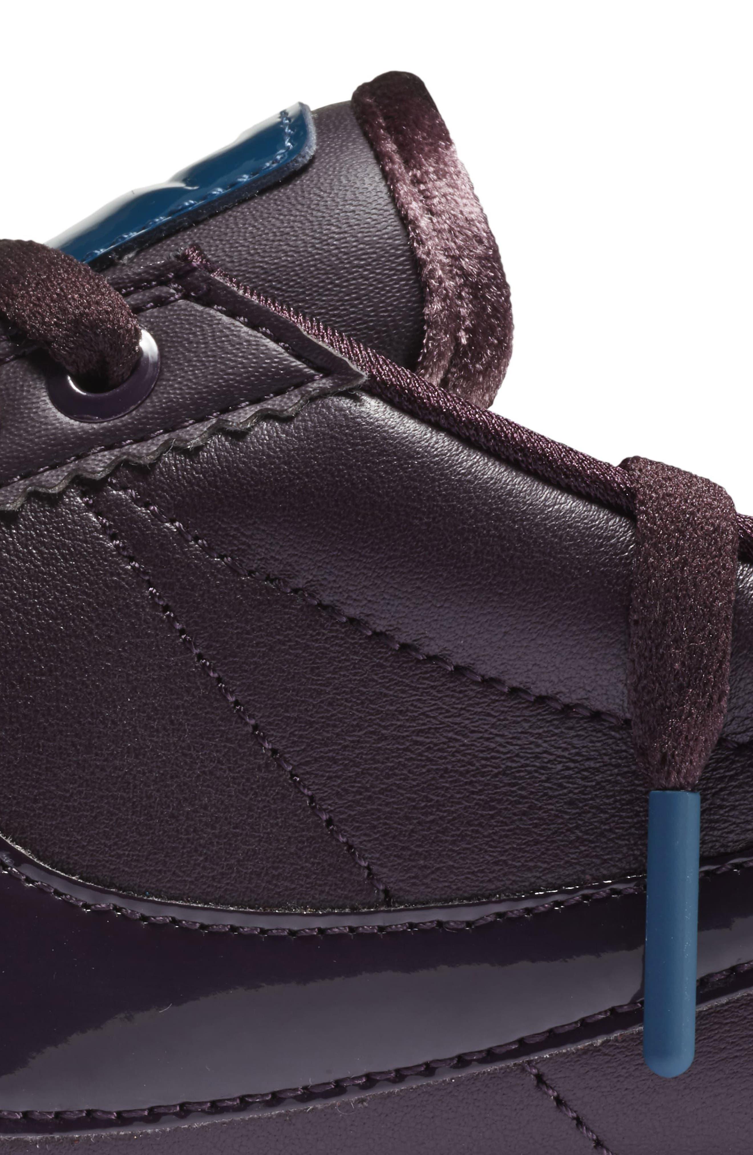 Classic Cortez SE Premium Sneaker,                             Alternate thumbnail 12, color,