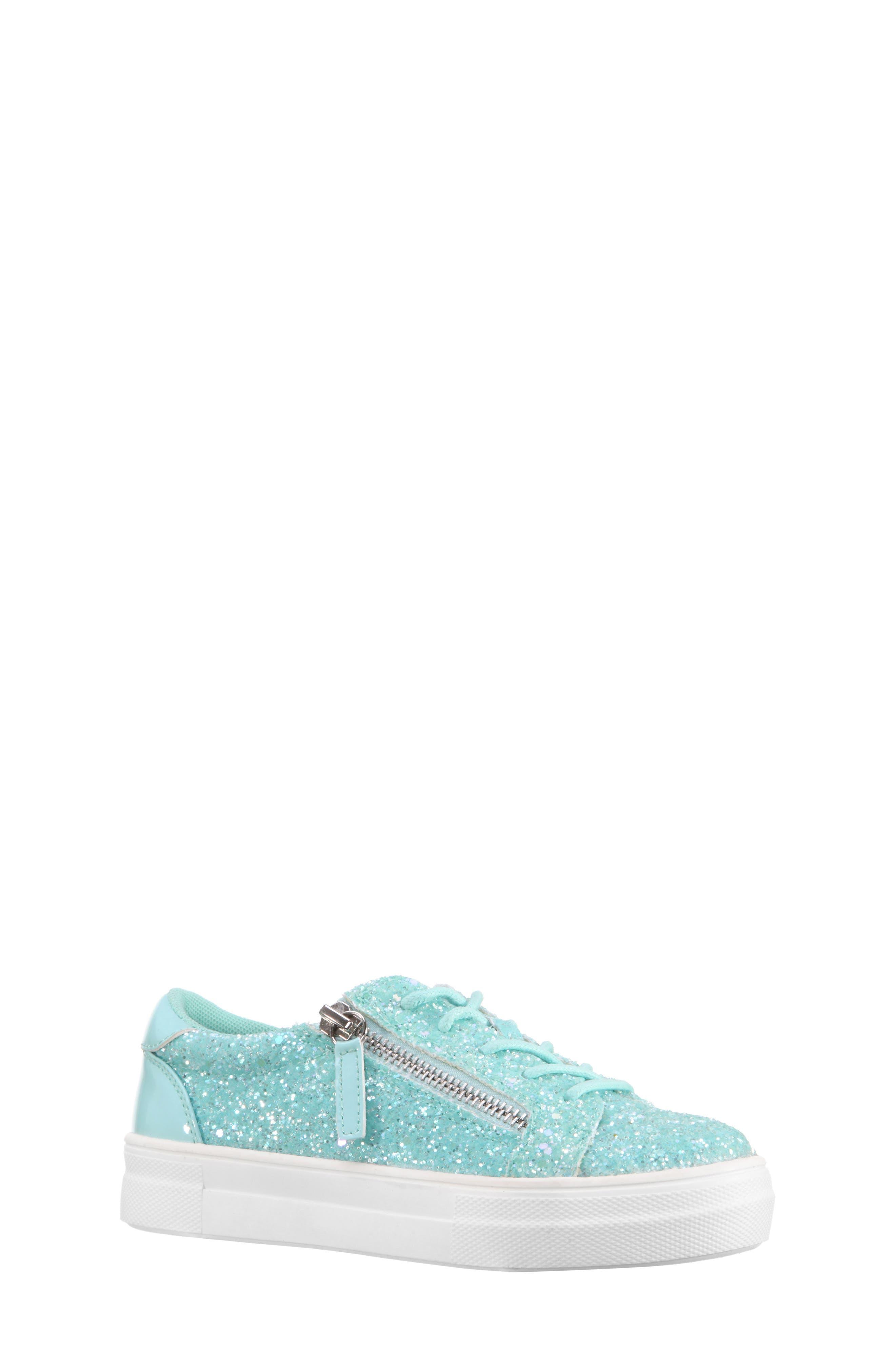Jennalyn Glitter Sneaker,                         Main,                         color, 440