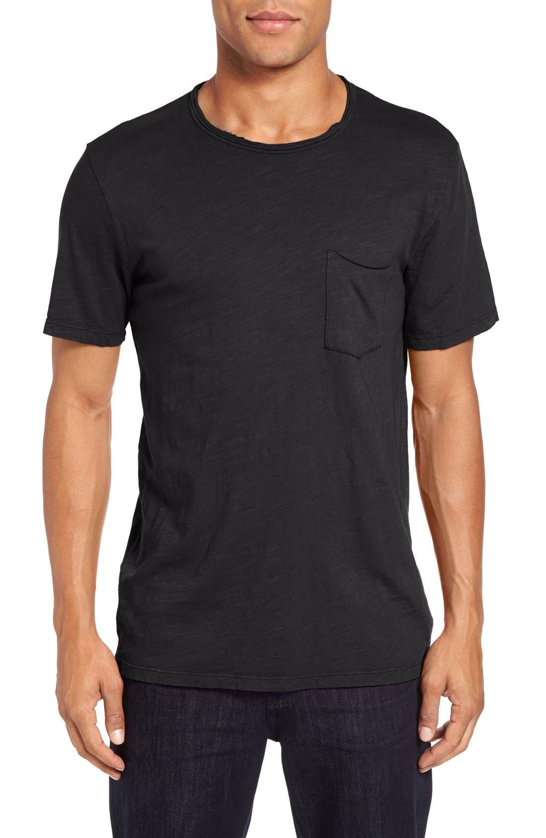 Chad Pocket T-Shirt,                             Main thumbnail 1, color,                             001
