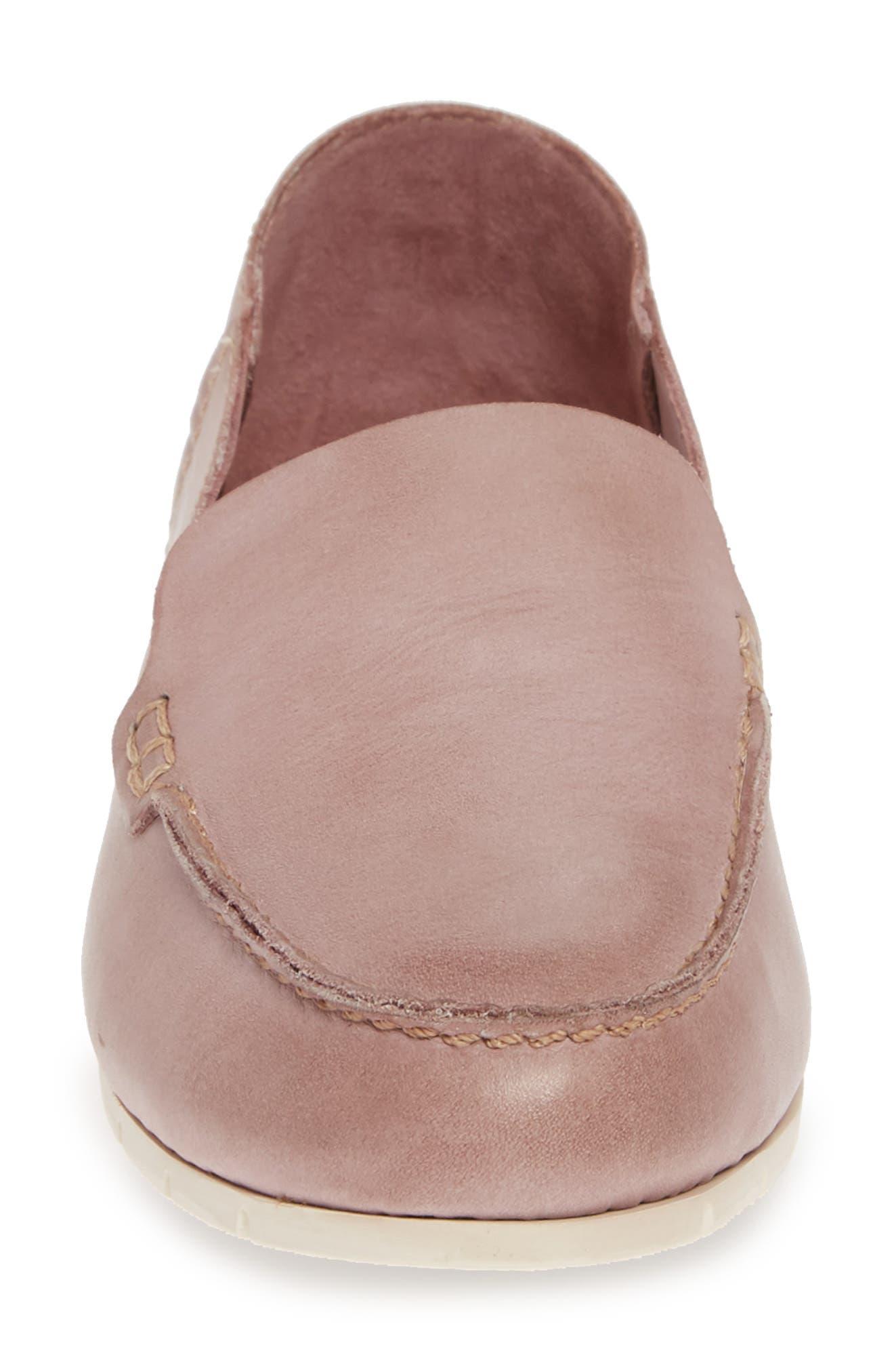 Sedona Venetian Loafer,                             Alternate thumbnail 4, color,                             LILAC
