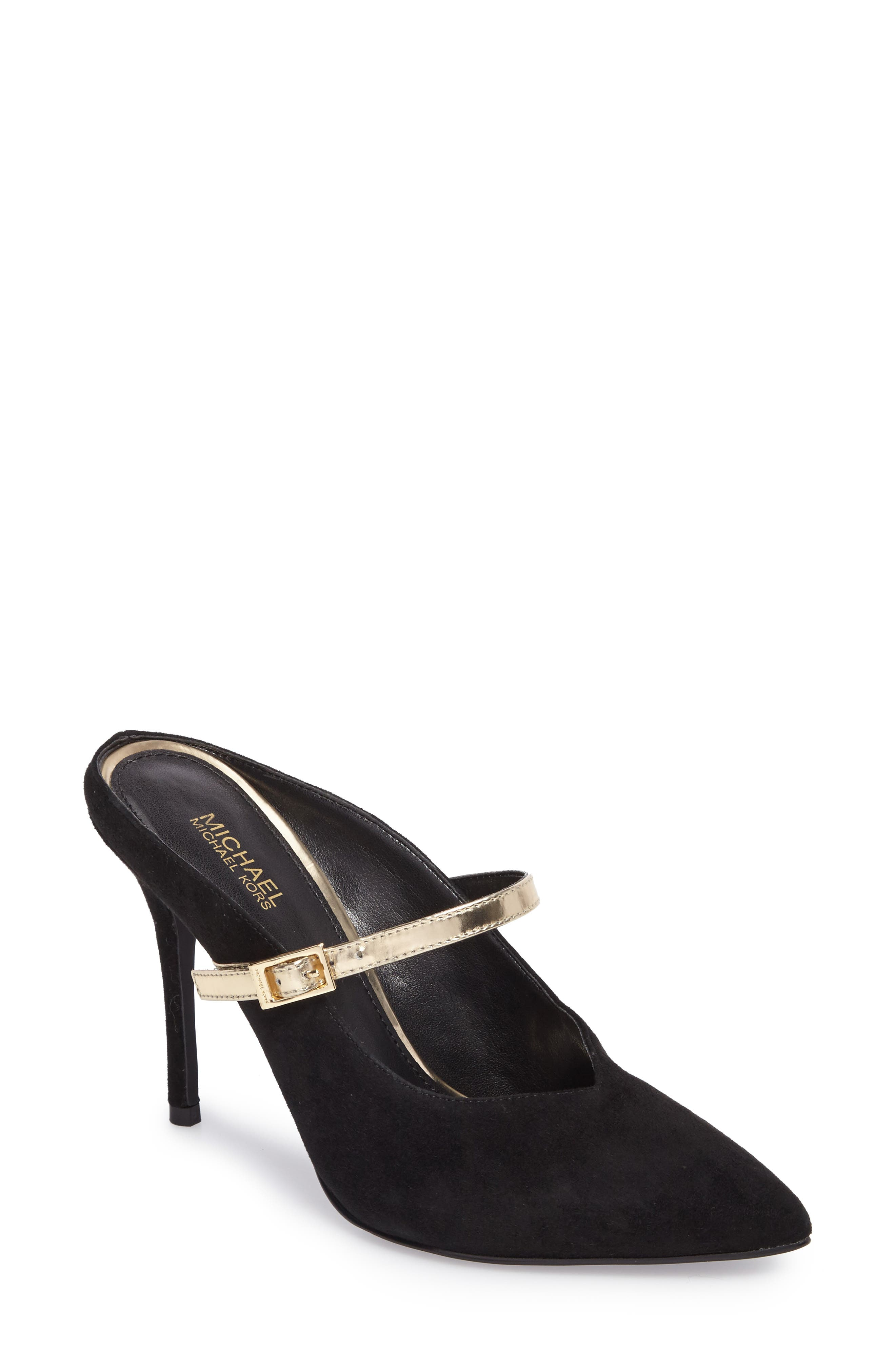 Tiegan Mary Jane Mule,                         Main,                         color,