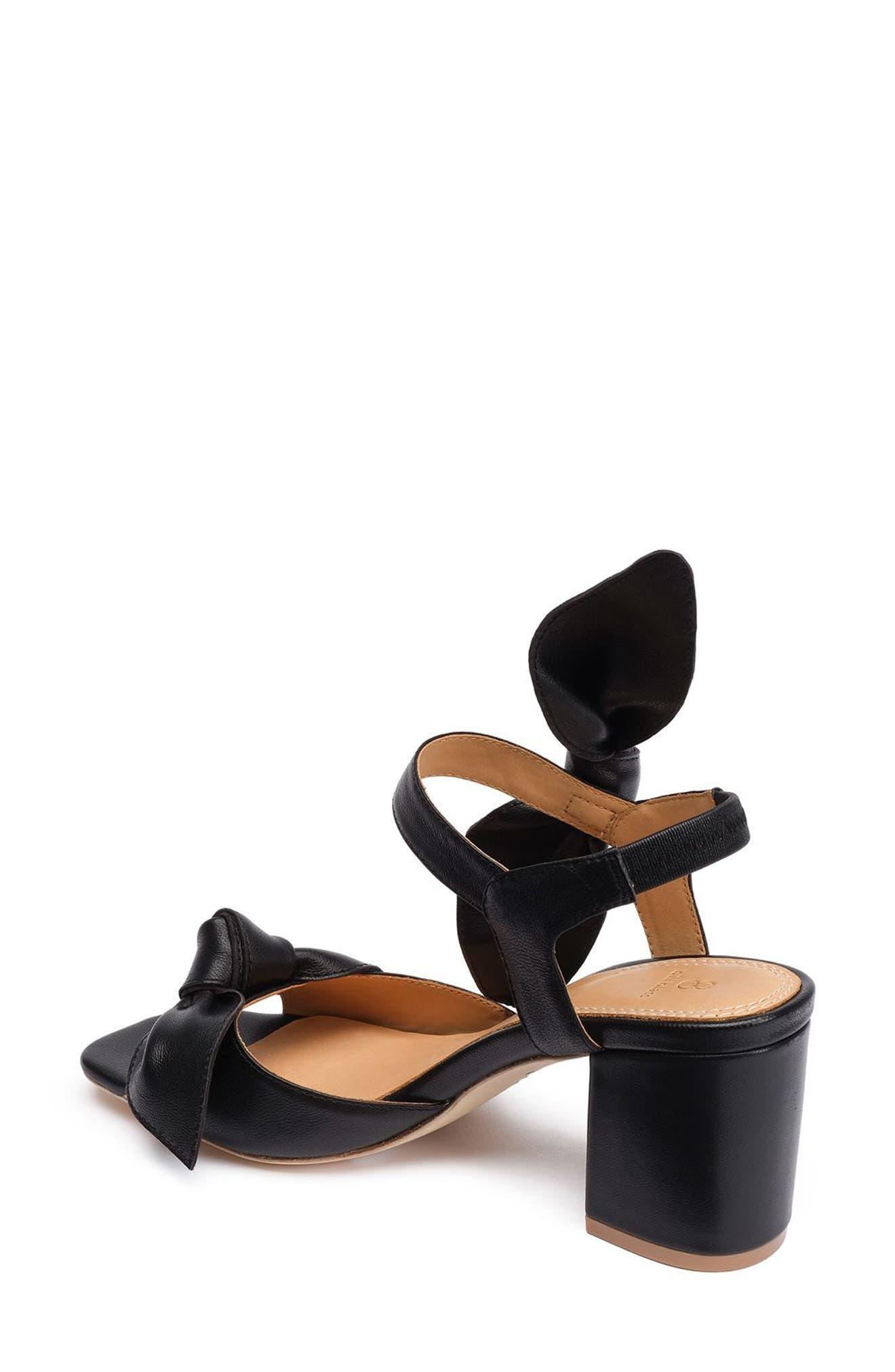 Carmen 65 Knotted Sandal,                             Alternate thumbnail 2, color,                             001