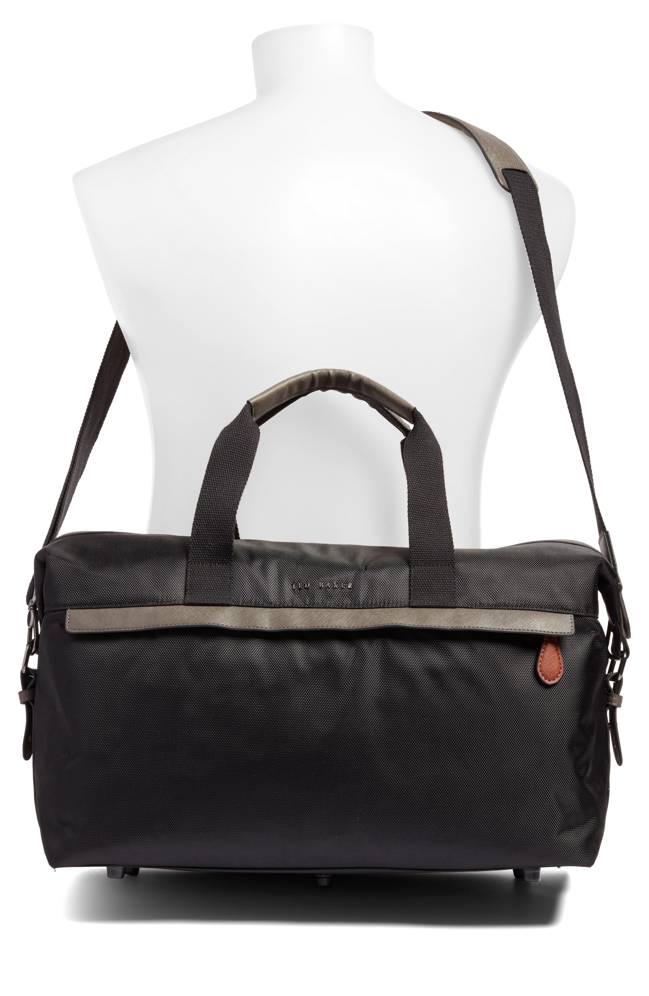 Zeebee Duffel Bag,                             Alternate thumbnail 2, color,                             001