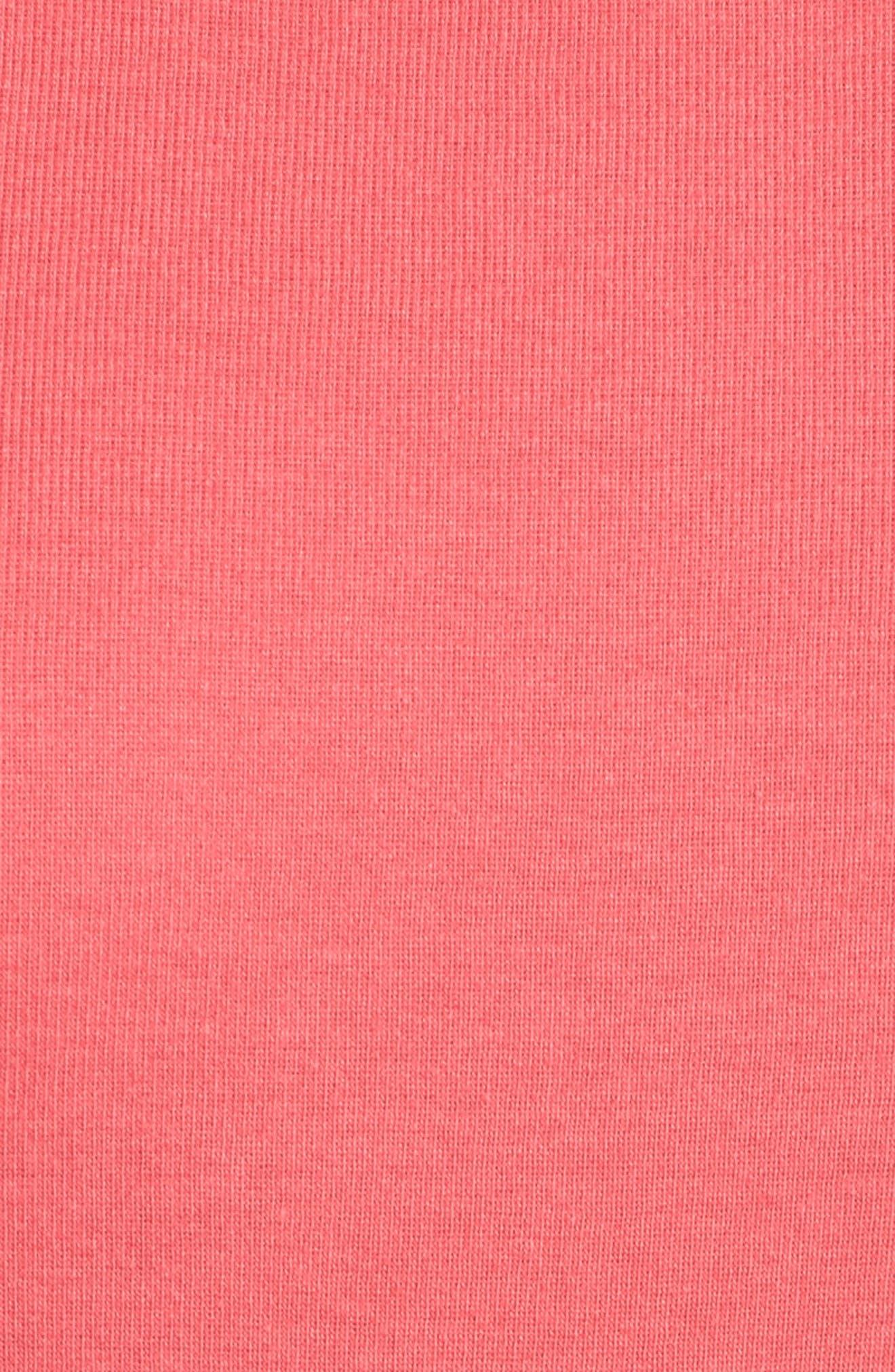 Three Quarter Sleeve Tee,                             Alternate thumbnail 94, color,