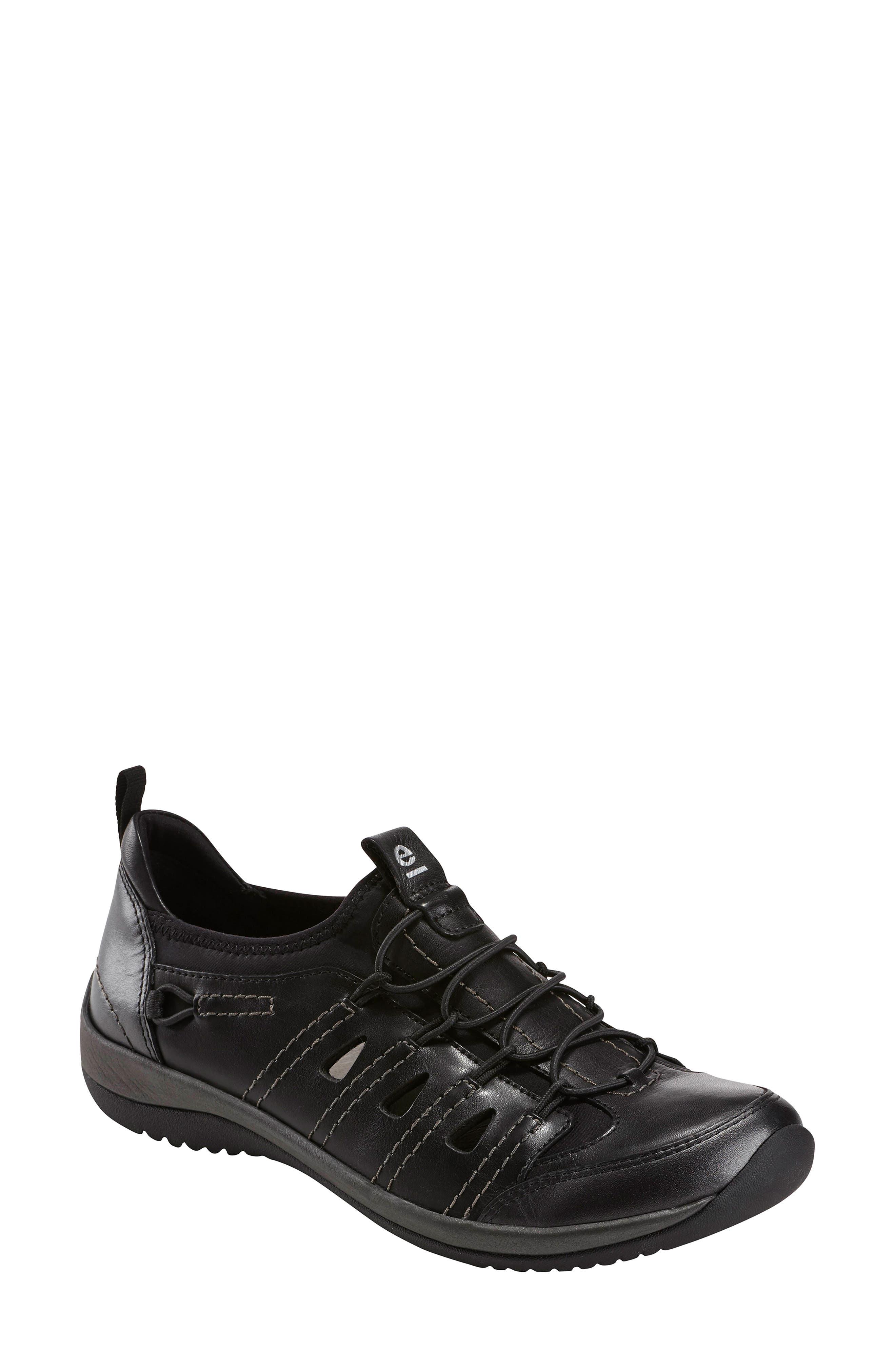 Earth Goodall Sneaker, Black