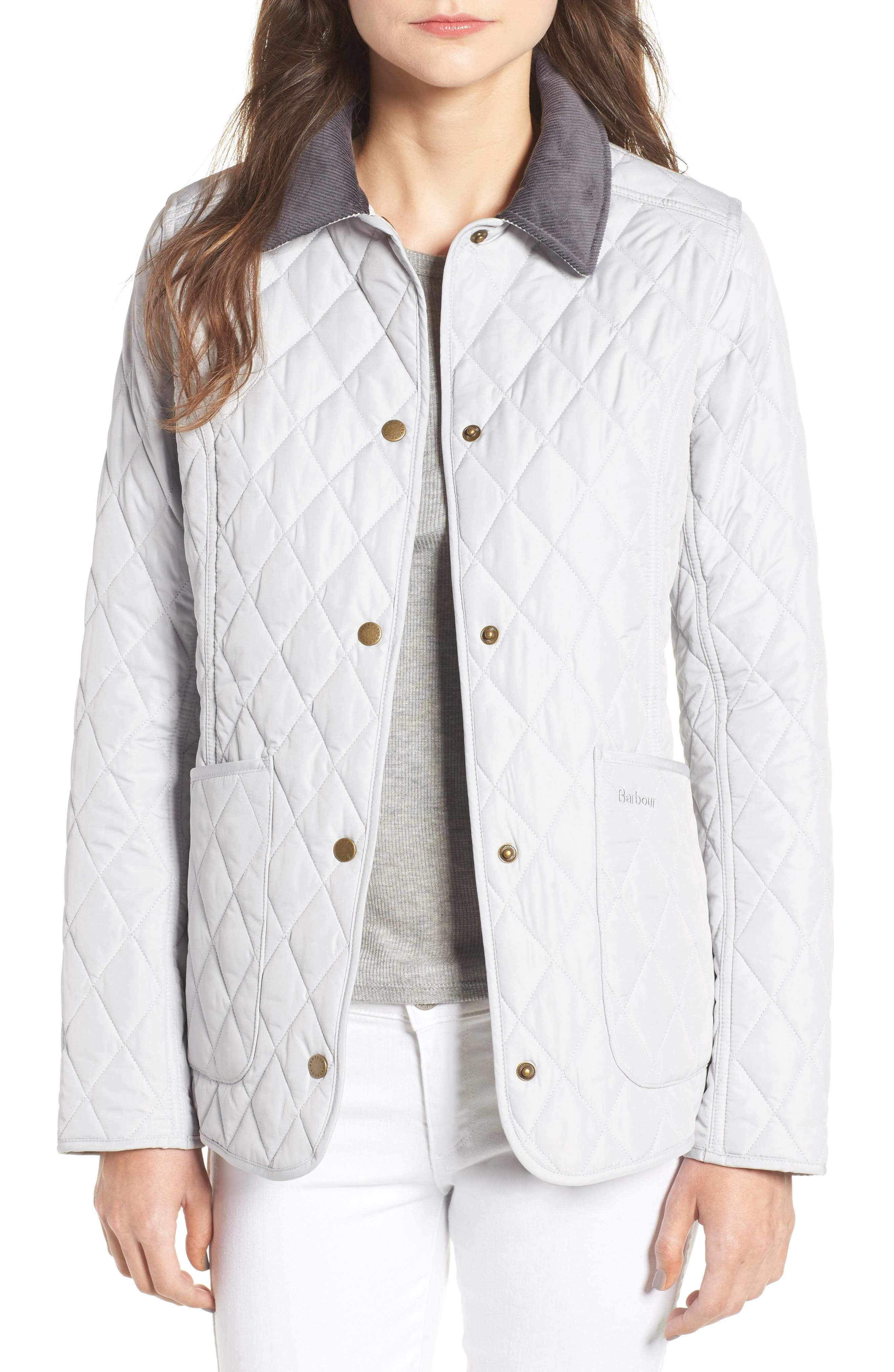 Spring Annandale Quilted Jacket,                             Main thumbnail 2, color,