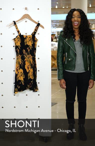 Del Mar Smocked Dress, sales video thumbnail