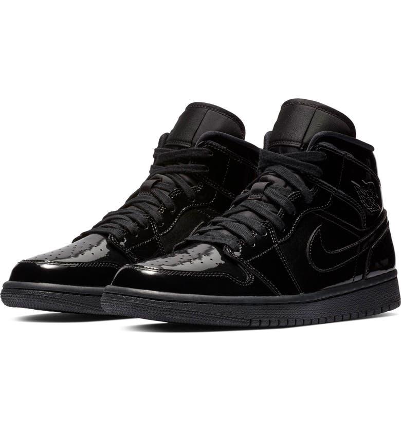 ff8cb0c208edd6 Nike Air Jordan 1 Mid Sneaker (Women)