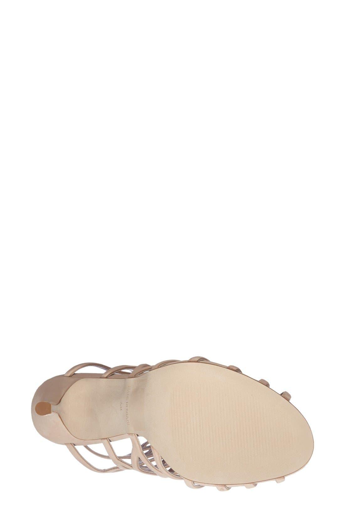 'Slithur' Sandal,                             Alternate thumbnail 6, color,                             250
