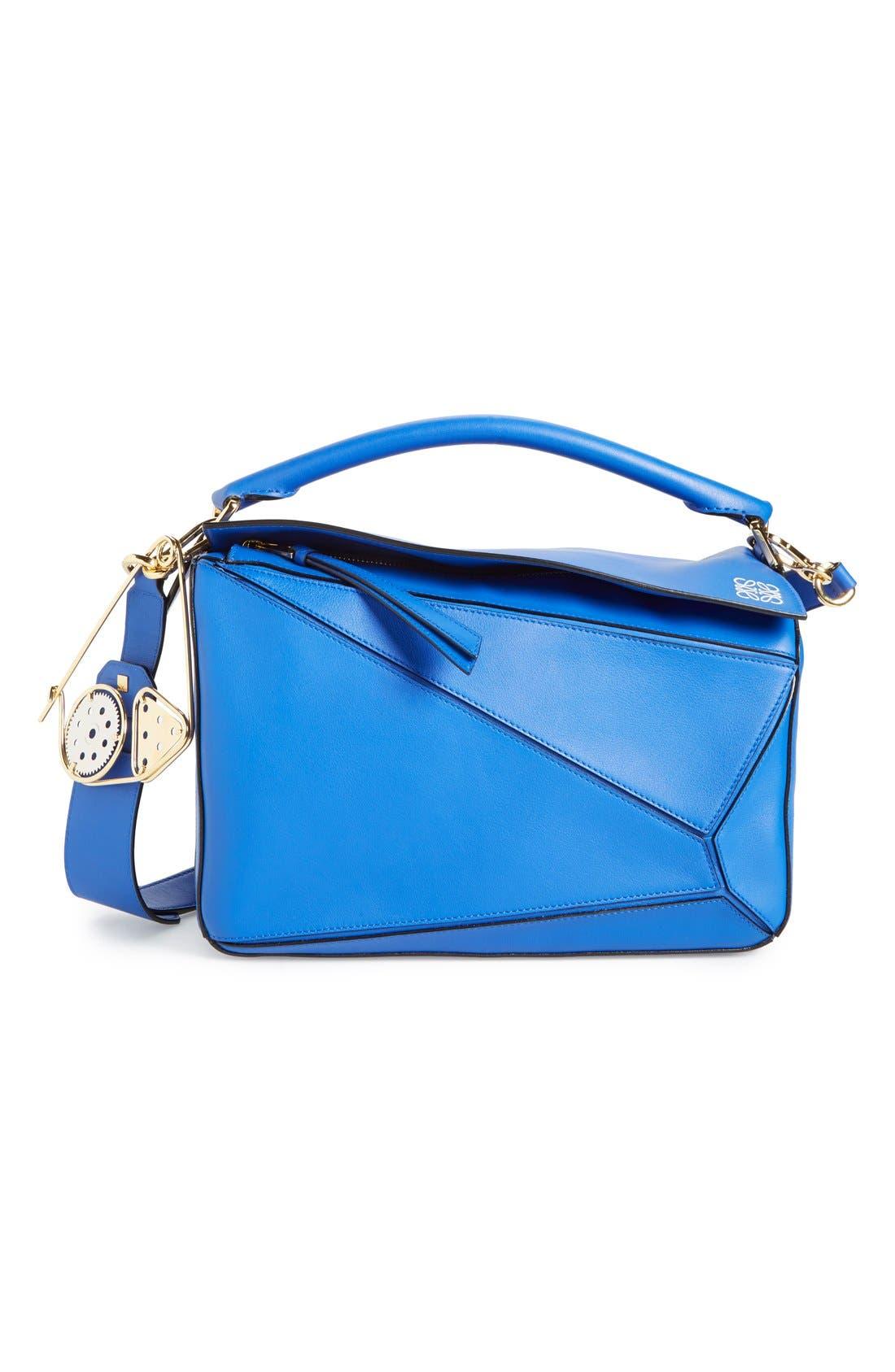 'Meccano' Double Pin Bag Charm,                             Alternate thumbnail 2, color,                             710