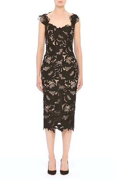 Lace Sheath Dress, video thumbnail