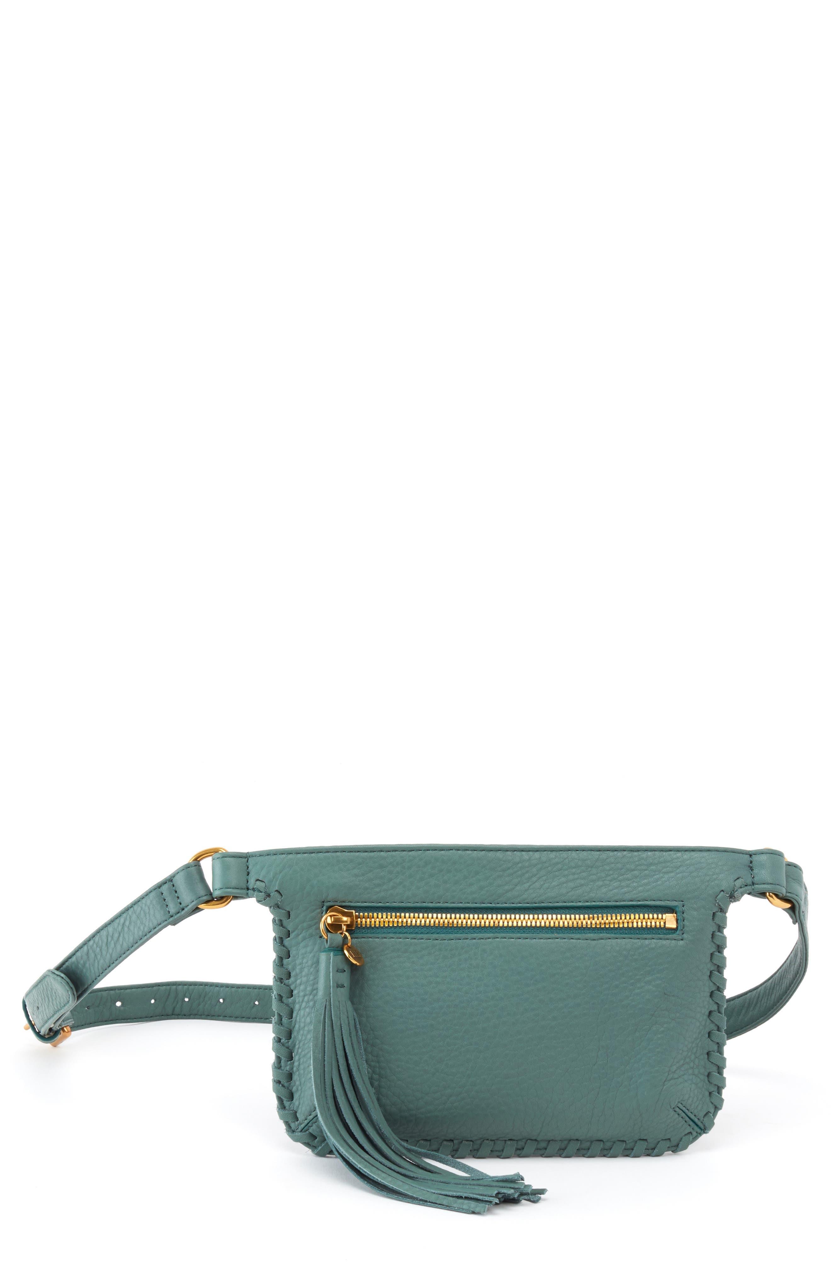 HOBO Twig Belt Bag, Main, color, MEADOW