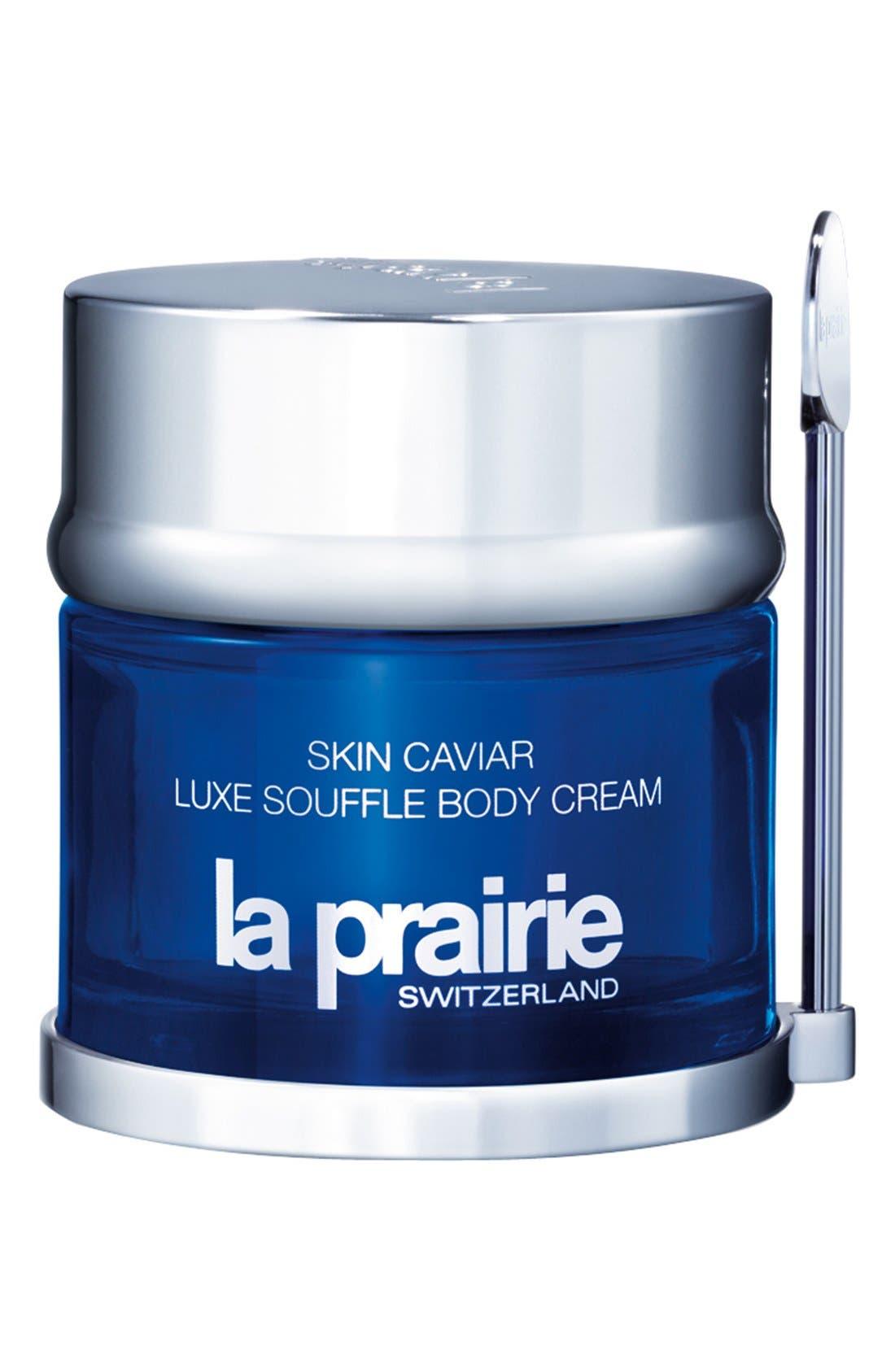 Skin Caviar Luxe Soufflé Body Cream,                             Main thumbnail 1, color,                             NO COLOR
