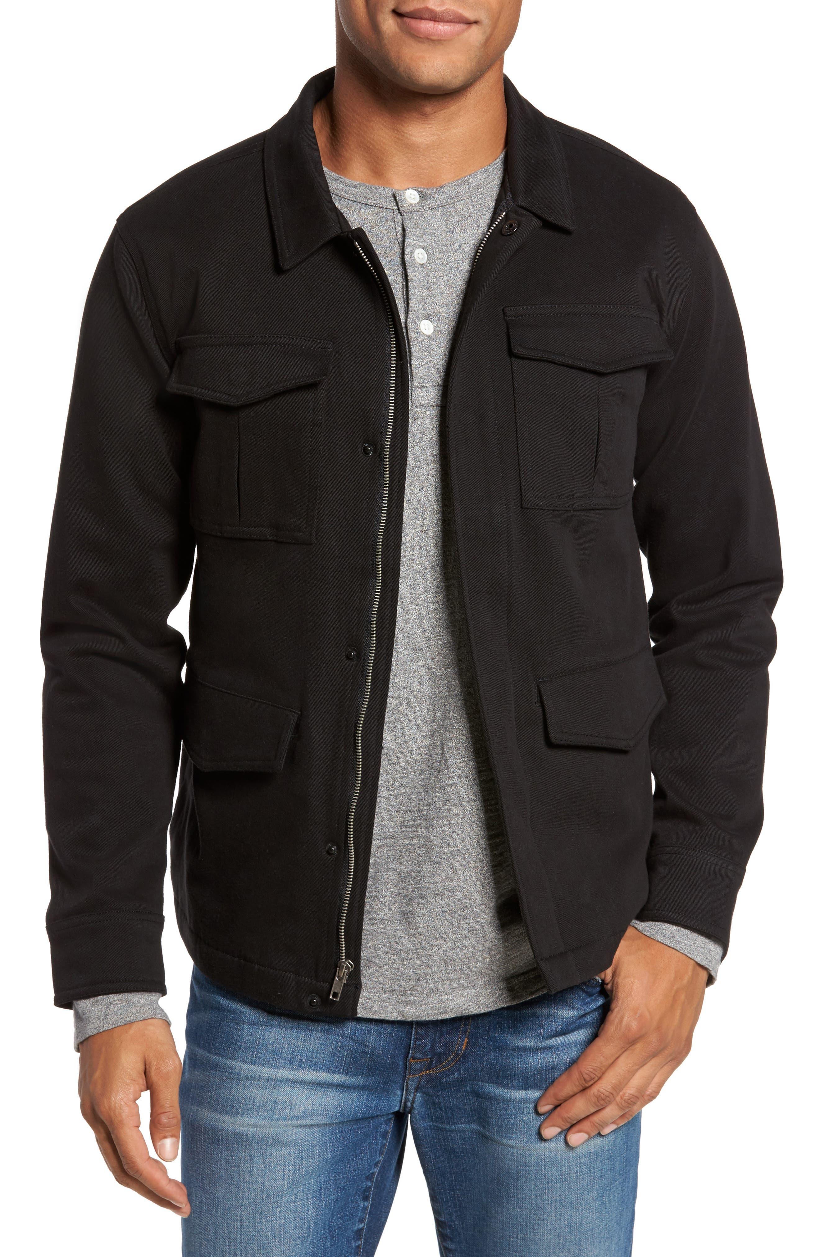 4-Pocket Jacket,                         Main,                         color, 001