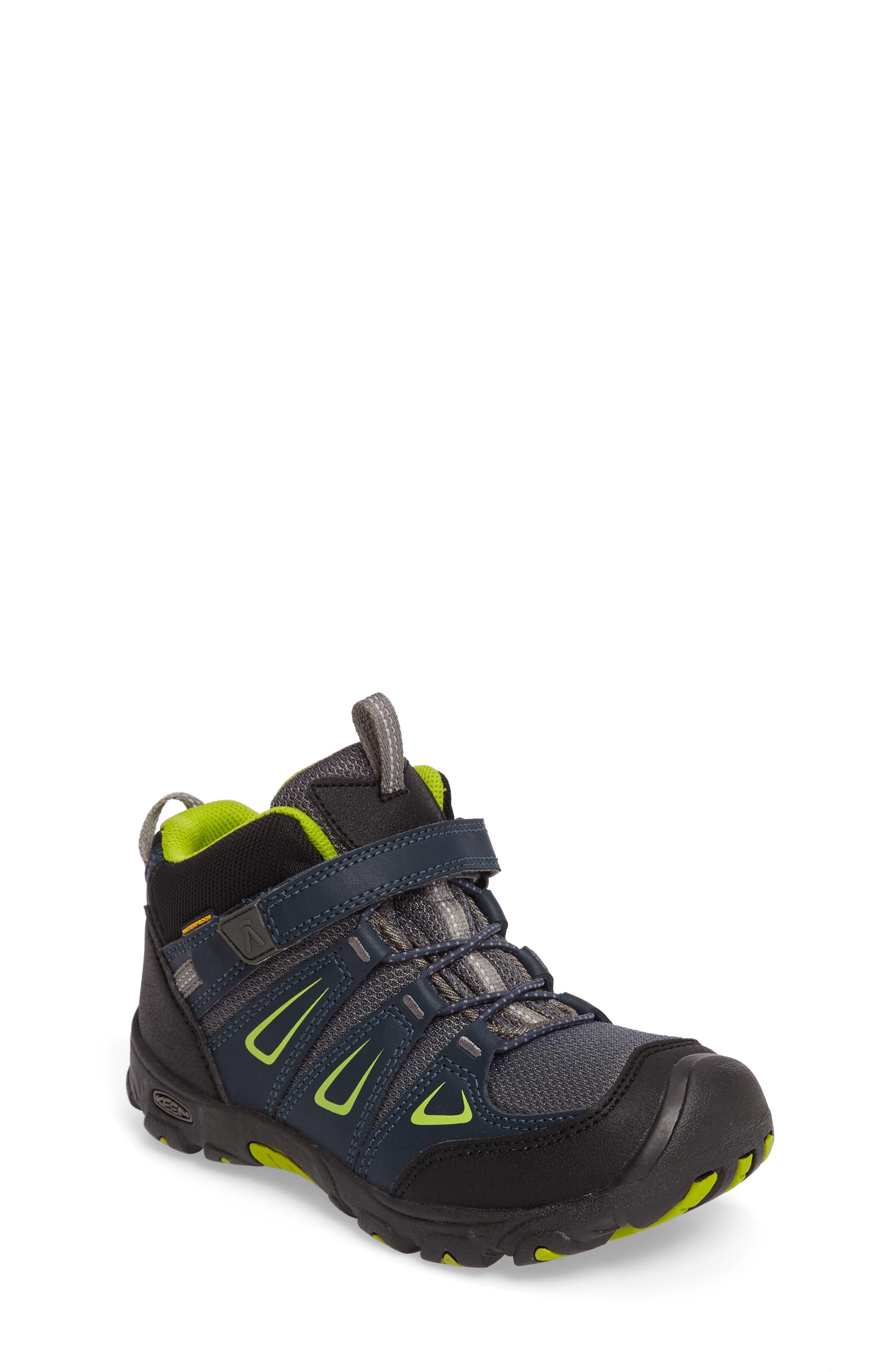 'Oakridge' Waterproof Hiking Boot,                             Alternate thumbnail 6, color,