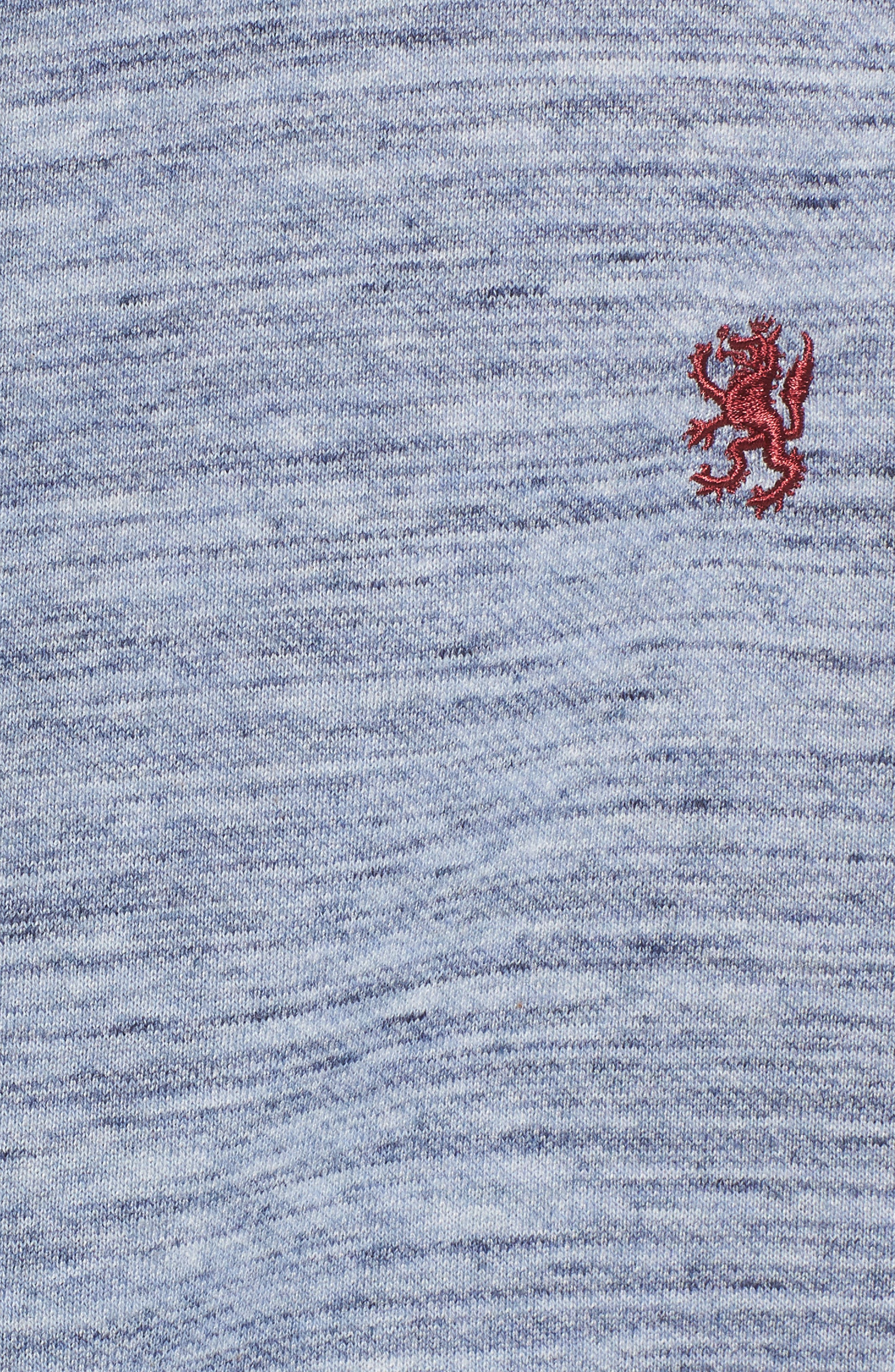 Swept In Waves Robe,                             Alternate thumbnail 5, color,