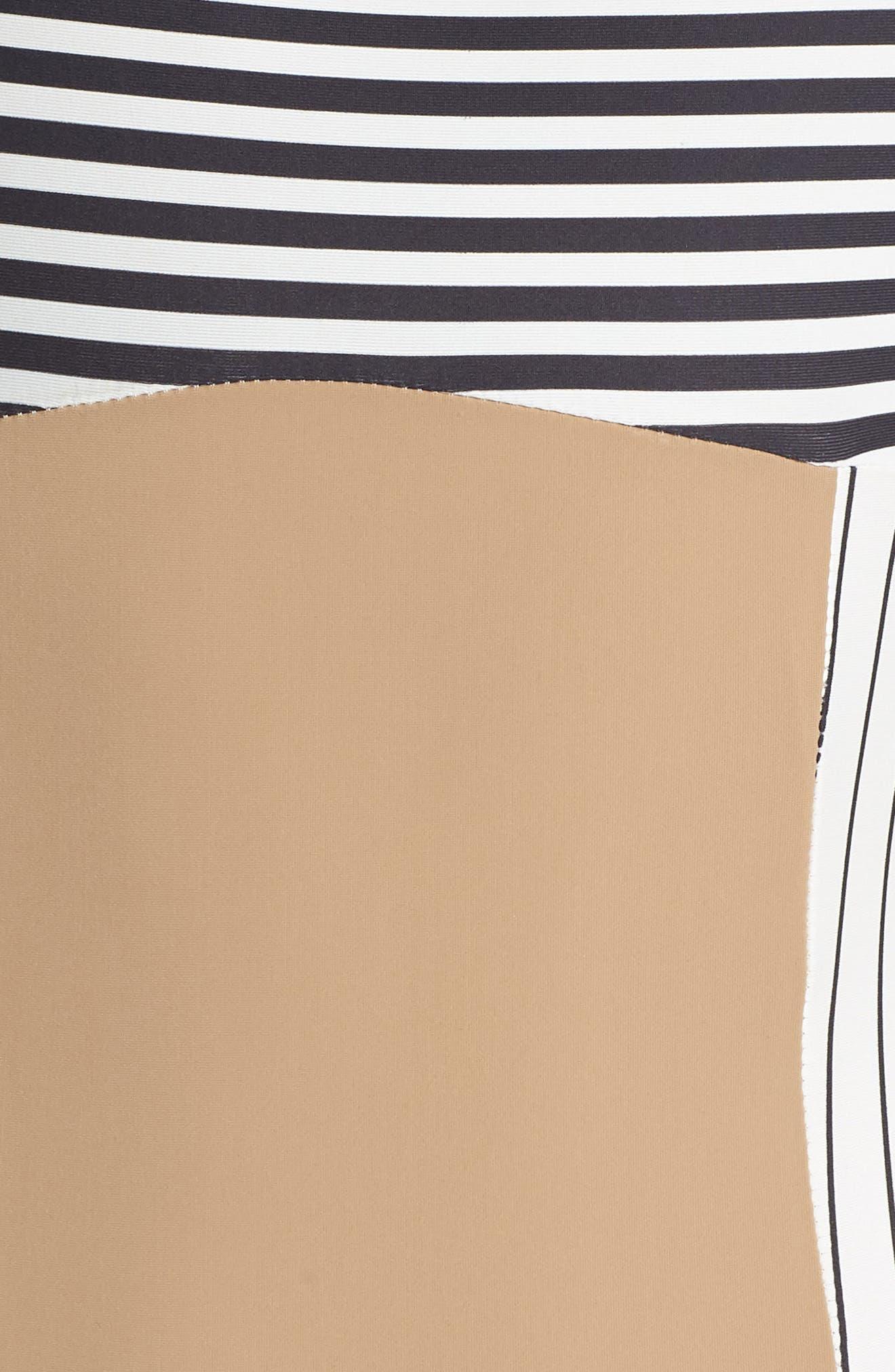 Finn One-Piece Swimsuit,                             Alternate thumbnail 5, color,