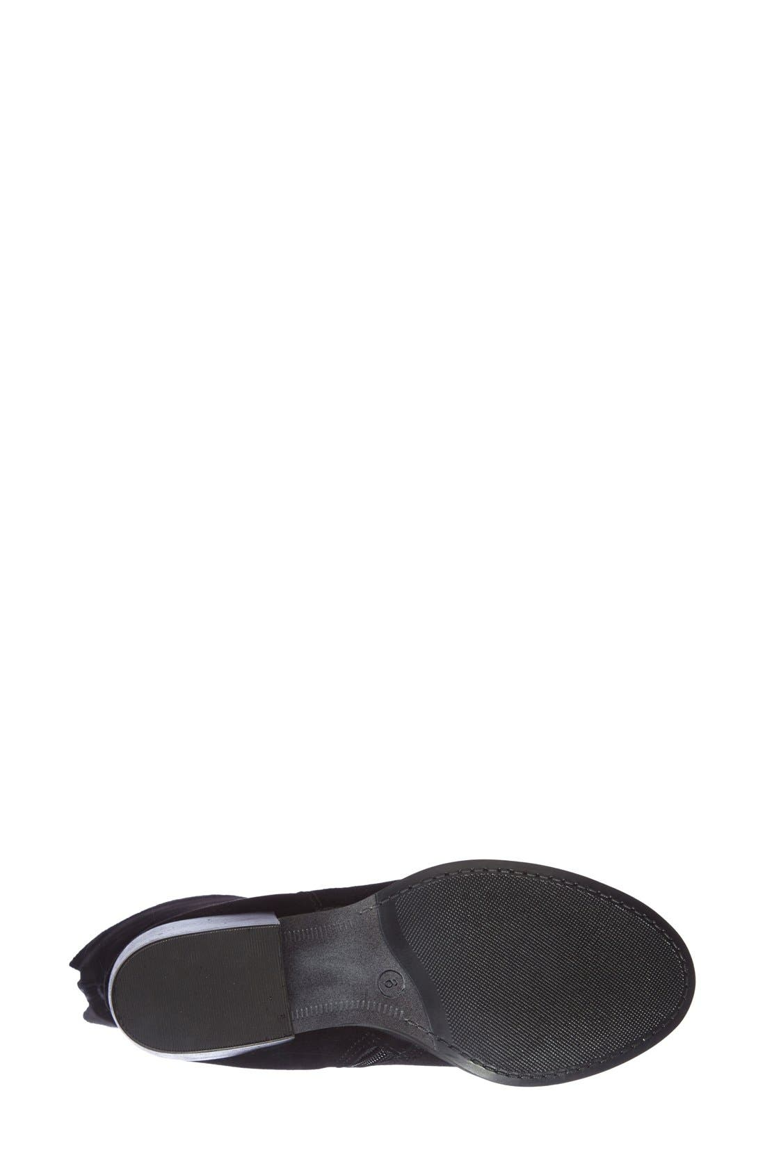 'Orabela' Knee High Boot,                             Alternate thumbnail 2, color,                             006