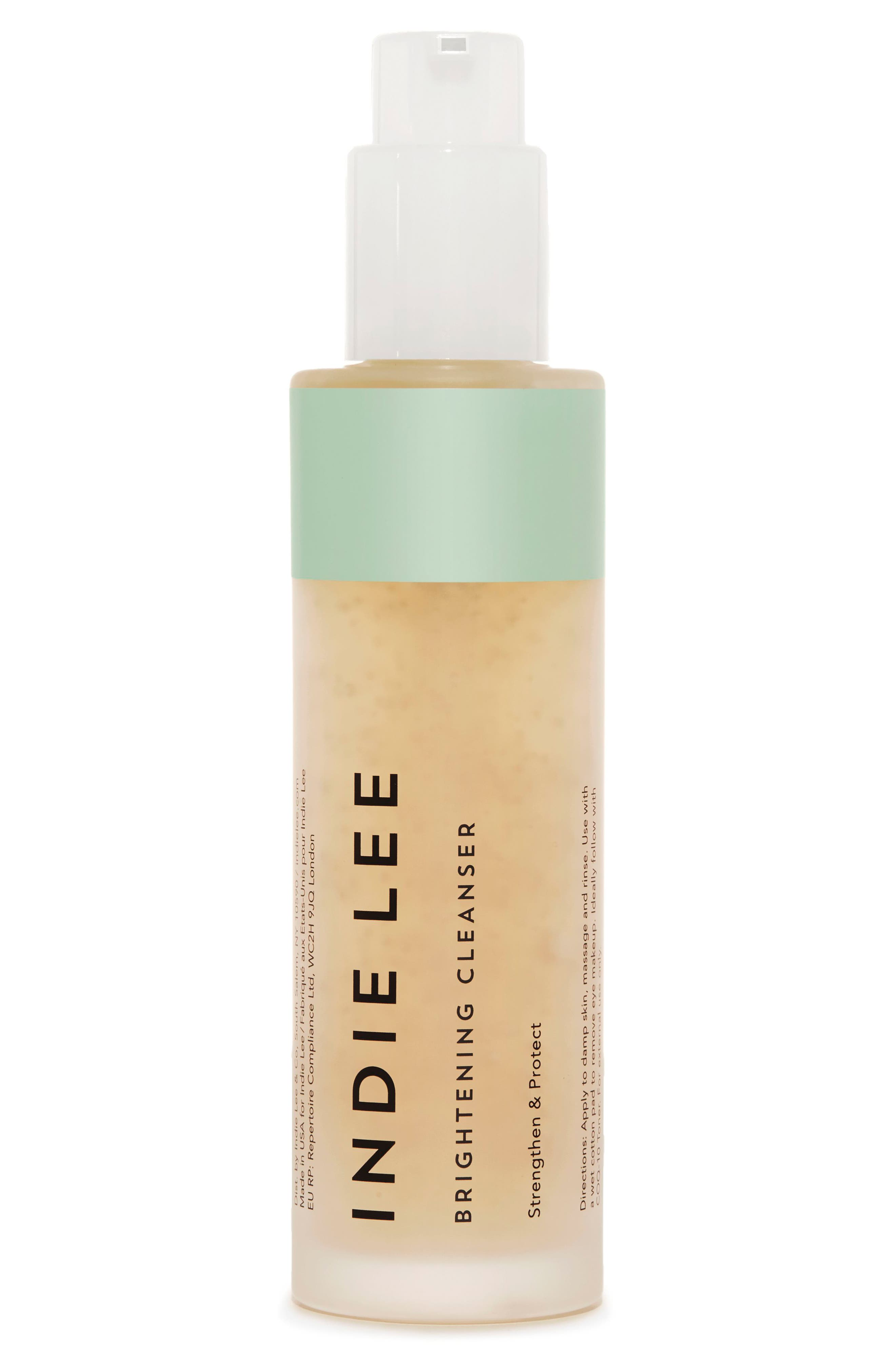 INDIE LEE,                             Brightening Cleanser,                             Main thumbnail 1, color,                             NO COLOR
