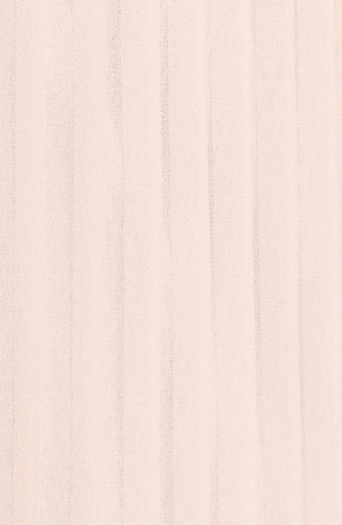 CHELSEA28,                             Pleated Midi Skirt,                             Alternate thumbnail 4, color,                             680