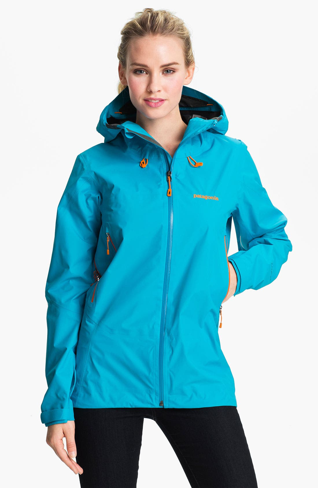 PATAGONIA 'Super Cell' Jacket, Main, color, 400