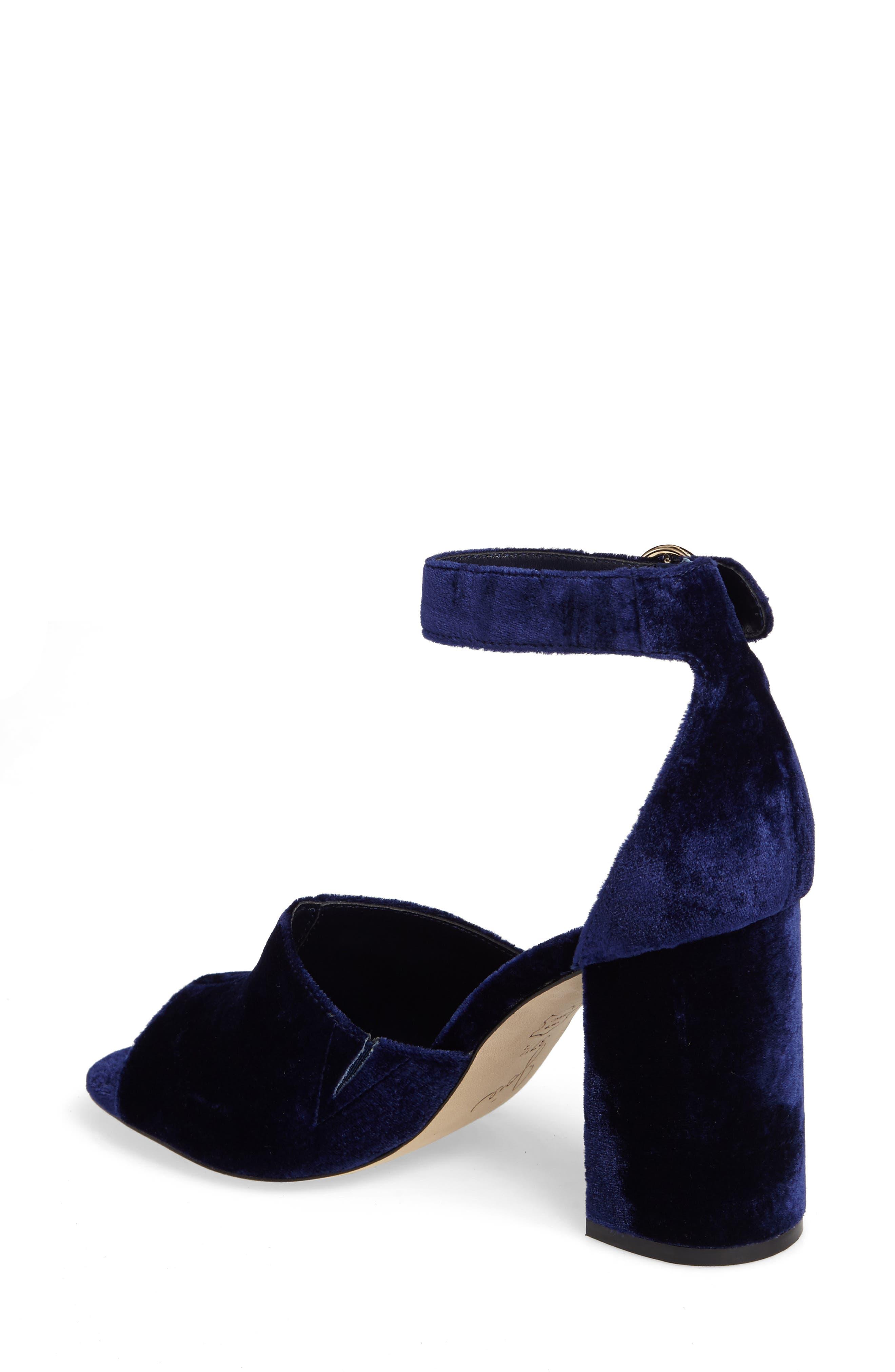 Lahoma Block Heel Sandal,                             Alternate thumbnail 2, color,                             411