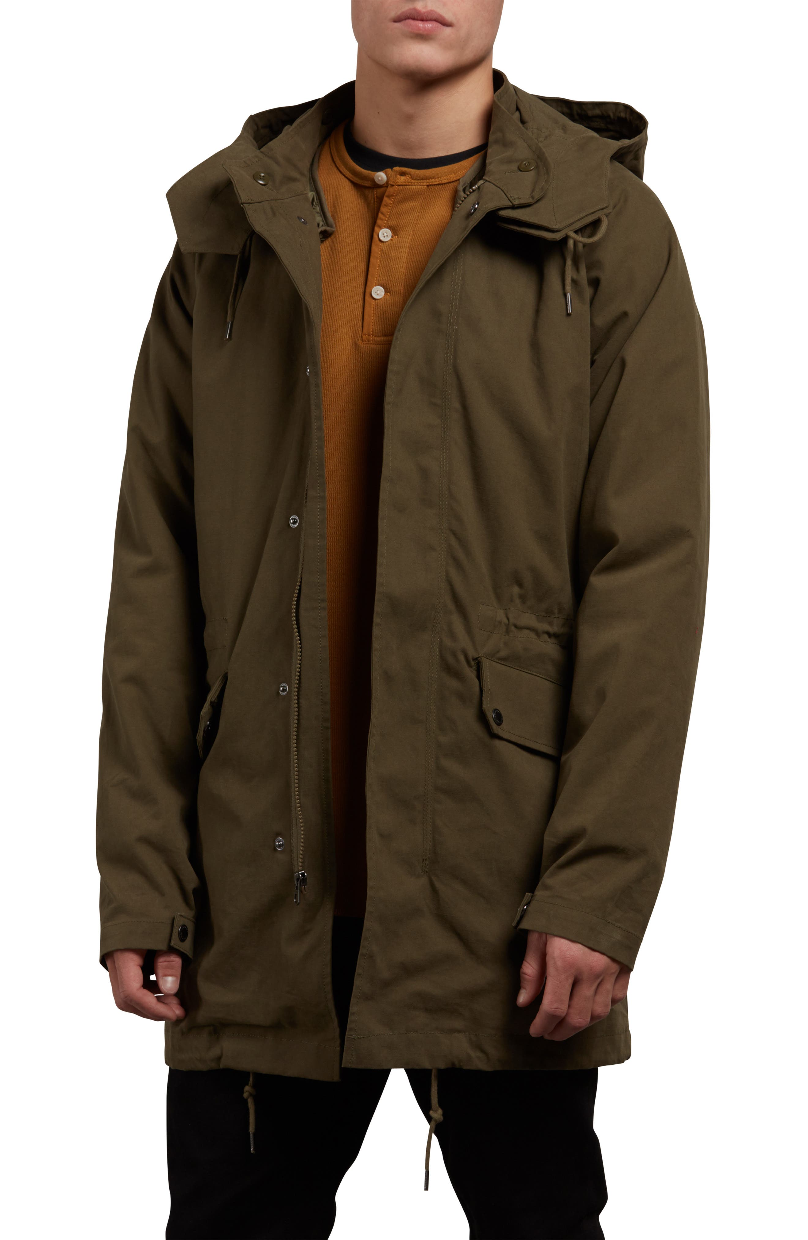 Hooded Parka,                         Main,                         color, 315
