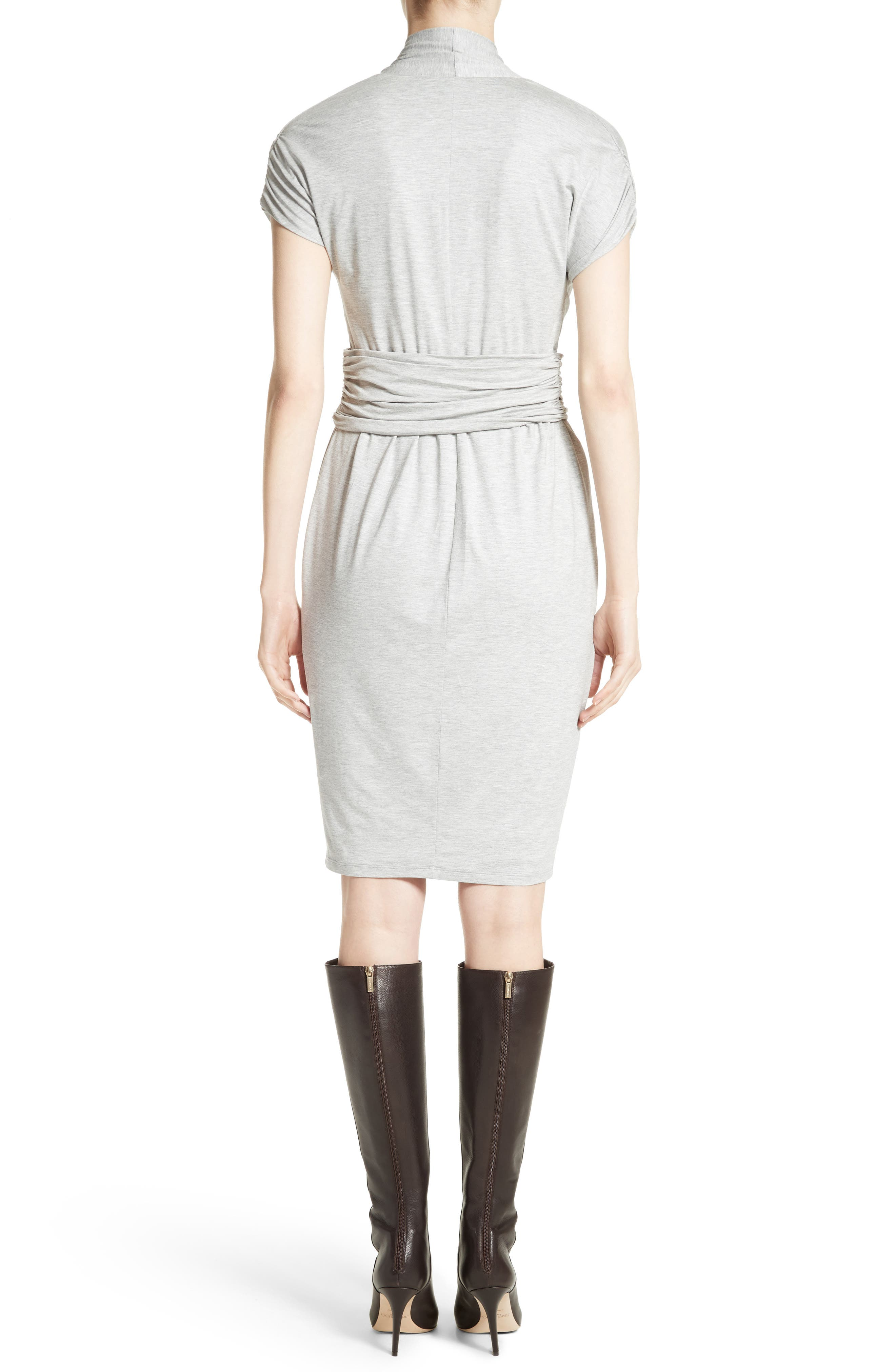 Pergola Jersey Dress,                             Alternate thumbnail 2, color,                             054