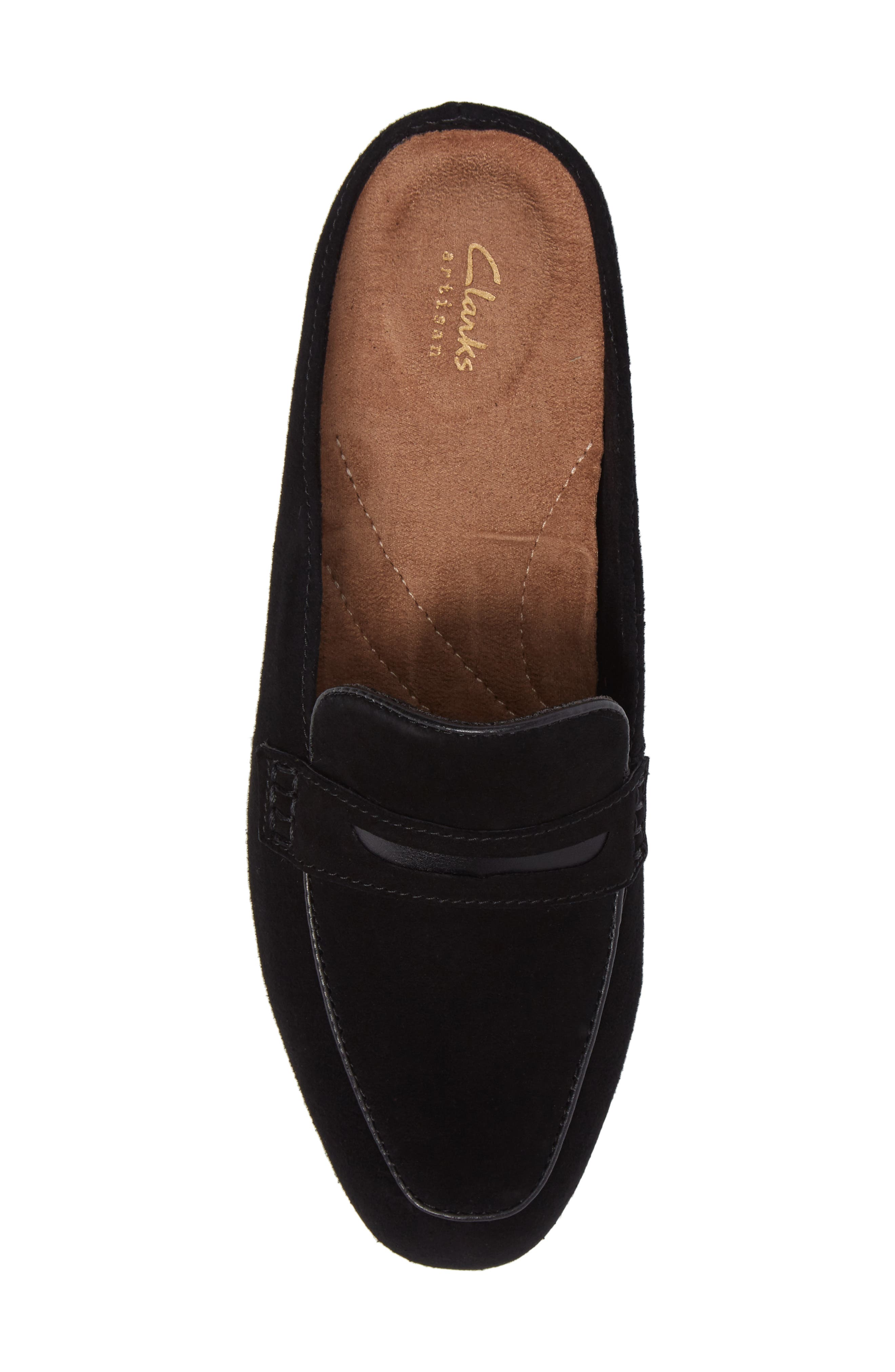 Keesha Donna Loafer Mule,                             Alternate thumbnail 5, color,                             007