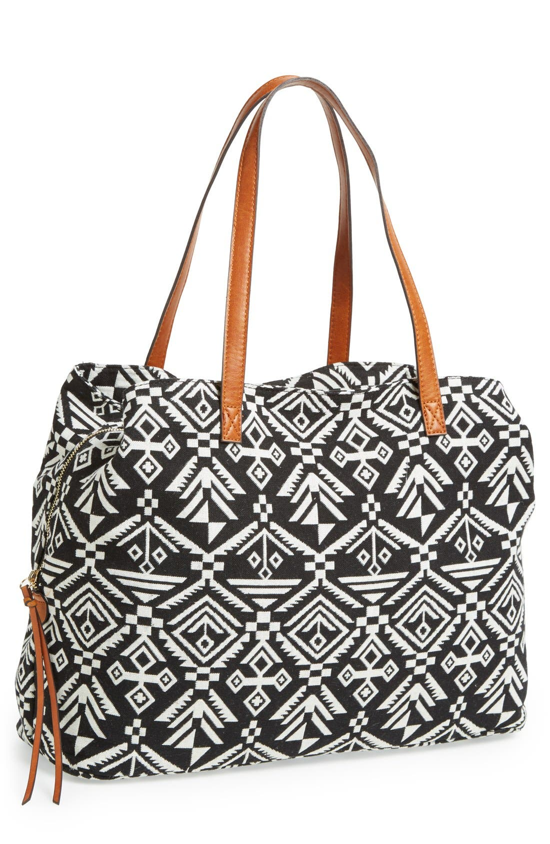 'Oversize Millie' Tote,                             Main thumbnail 6, color,